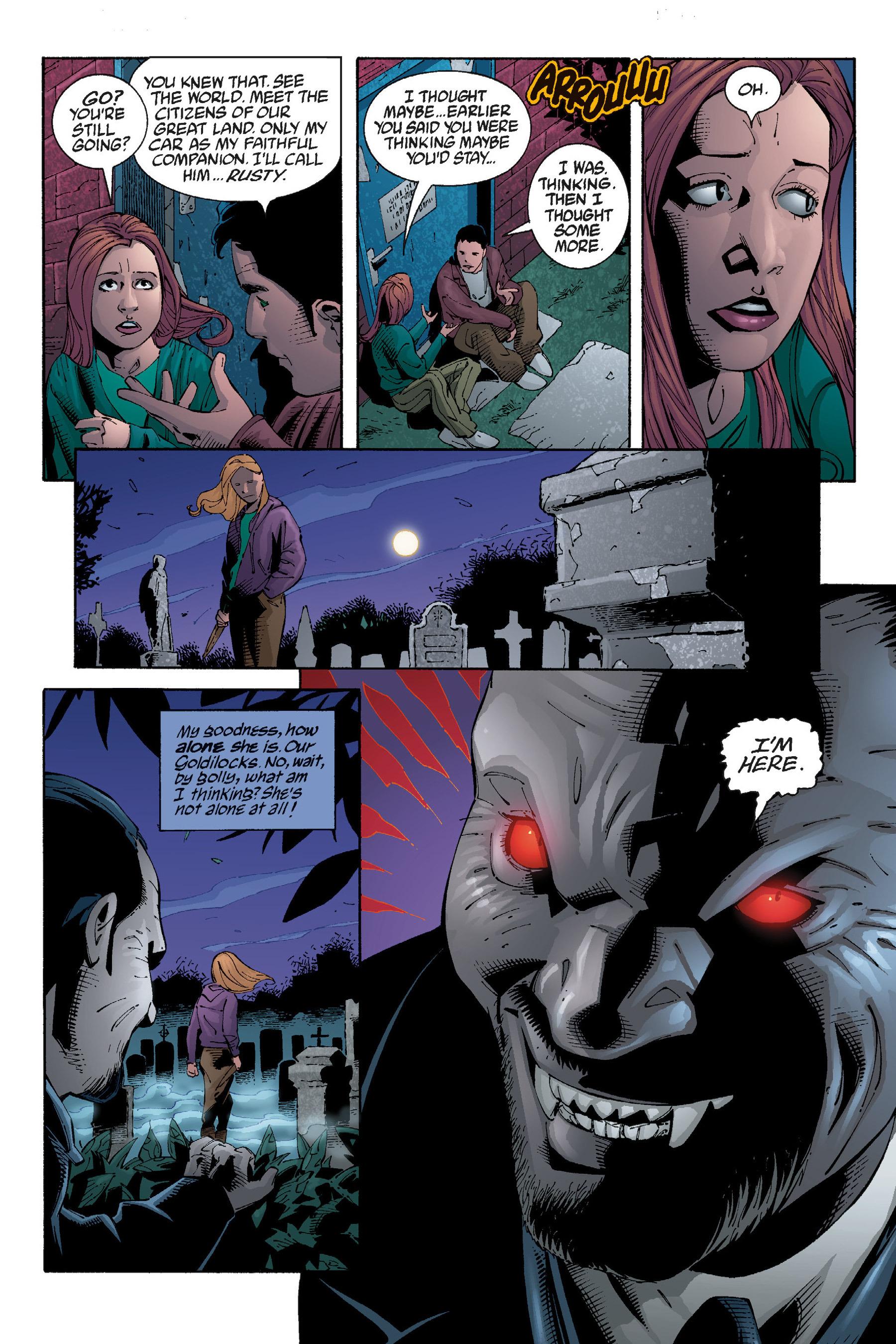 Read online Buffy the Vampire Slayer: Omnibus comic -  Issue # TPB 5 - 62