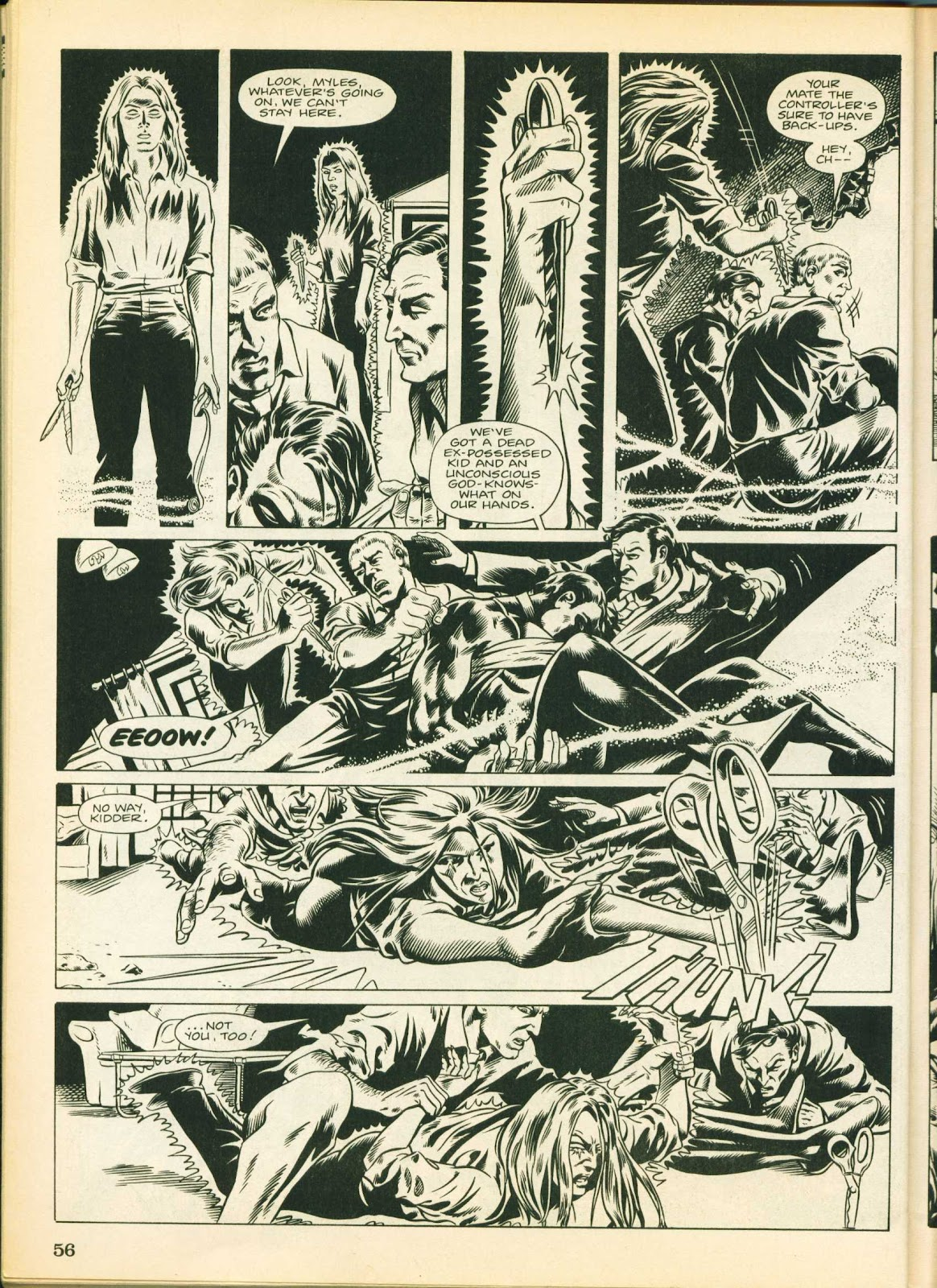Warrior Issue #26 #27 - English 56