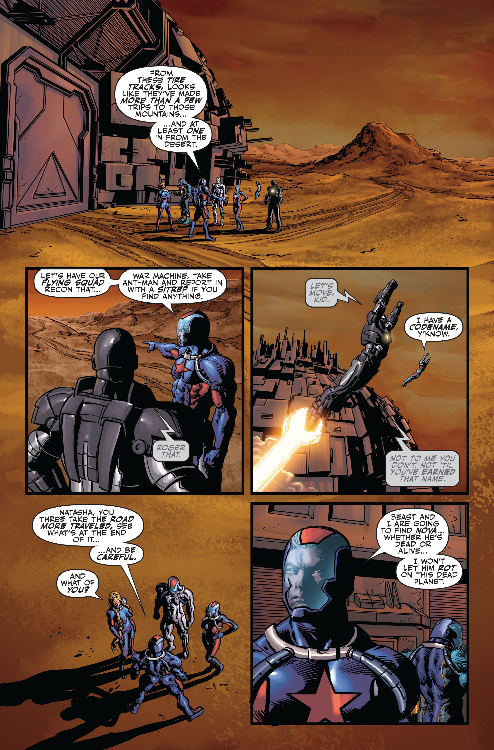 Read online Secret Avengers (2010) comic -  Issue #2 - 14