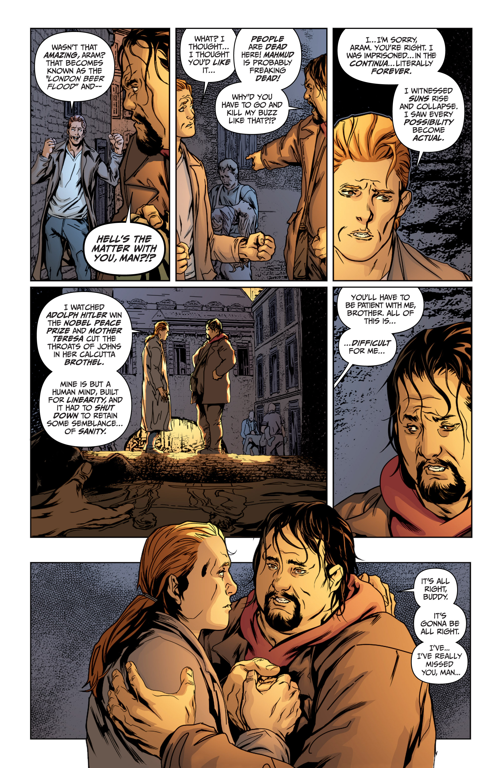 Read online Archer and Armstrong comic -  Issue #Archer and Armstrong _TPB 4 - 45