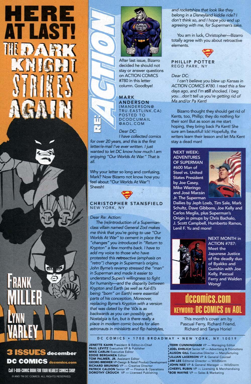 Action Comics (1938) 786 Page 22