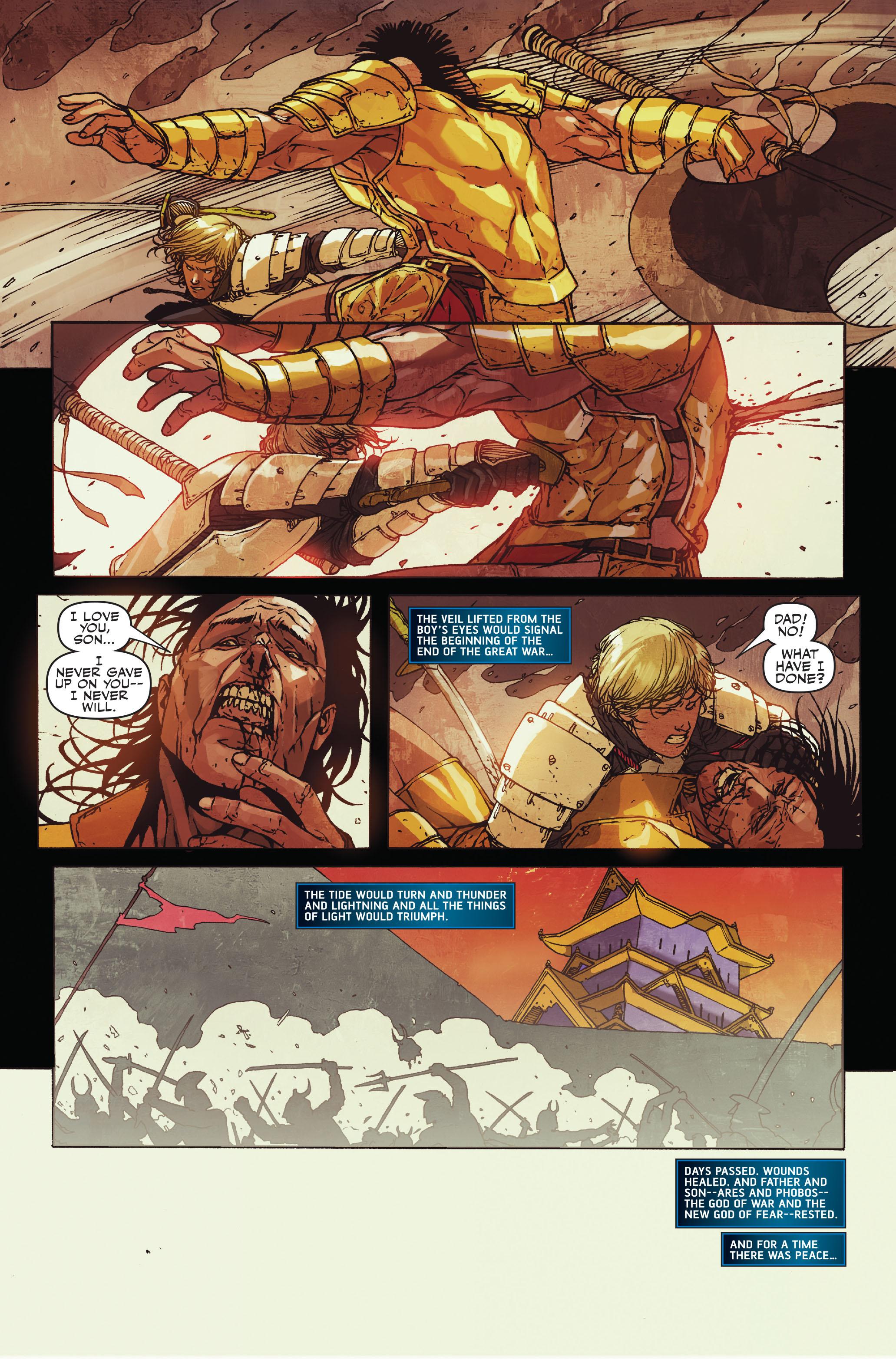 Read online Secret Warriors comic -  Issue #10 - 8