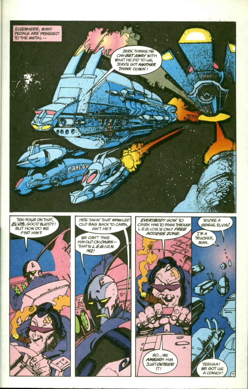 Read online Lobo (1990) comic -  Issue #2 - 8