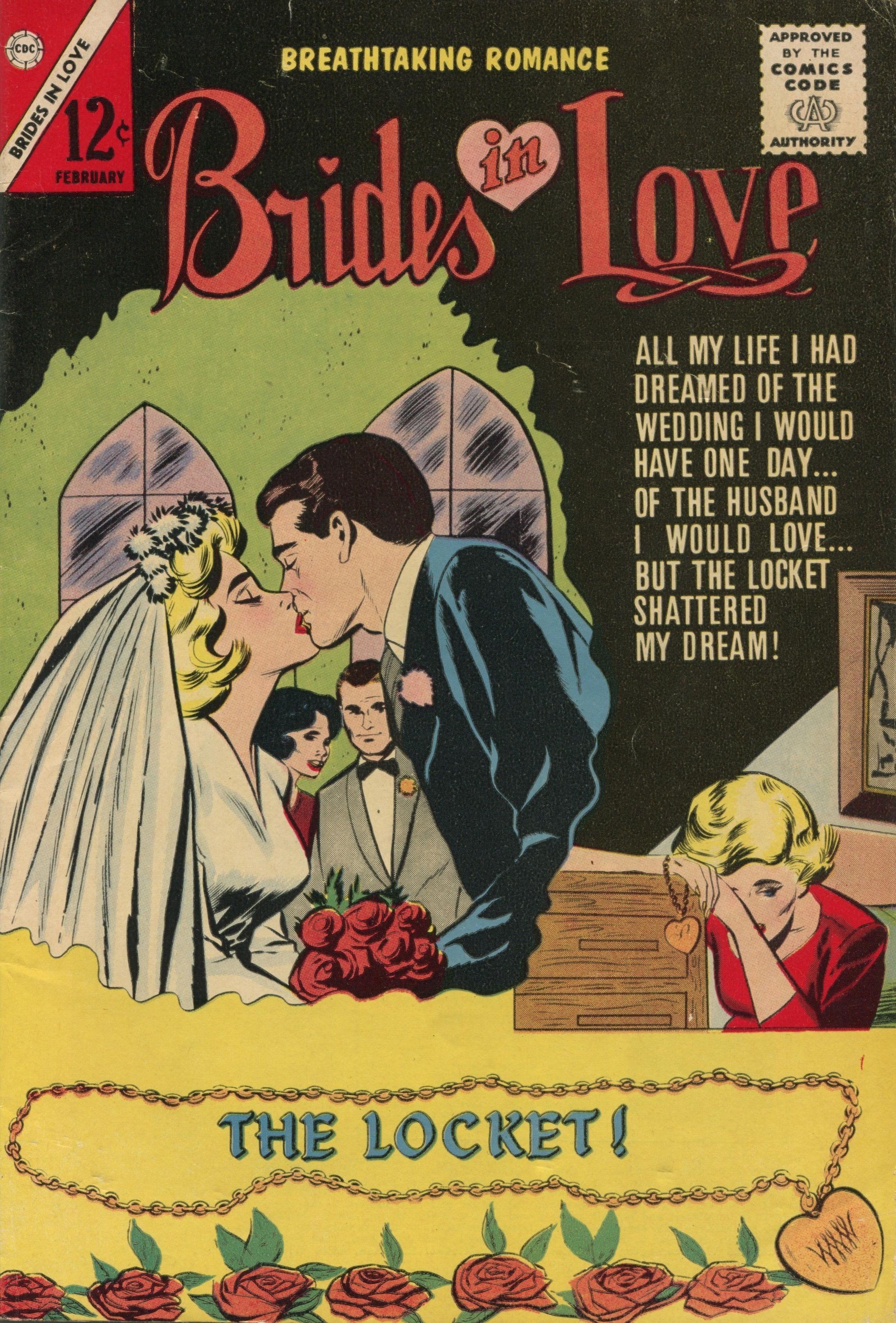 Brides in Love 34 Page 1