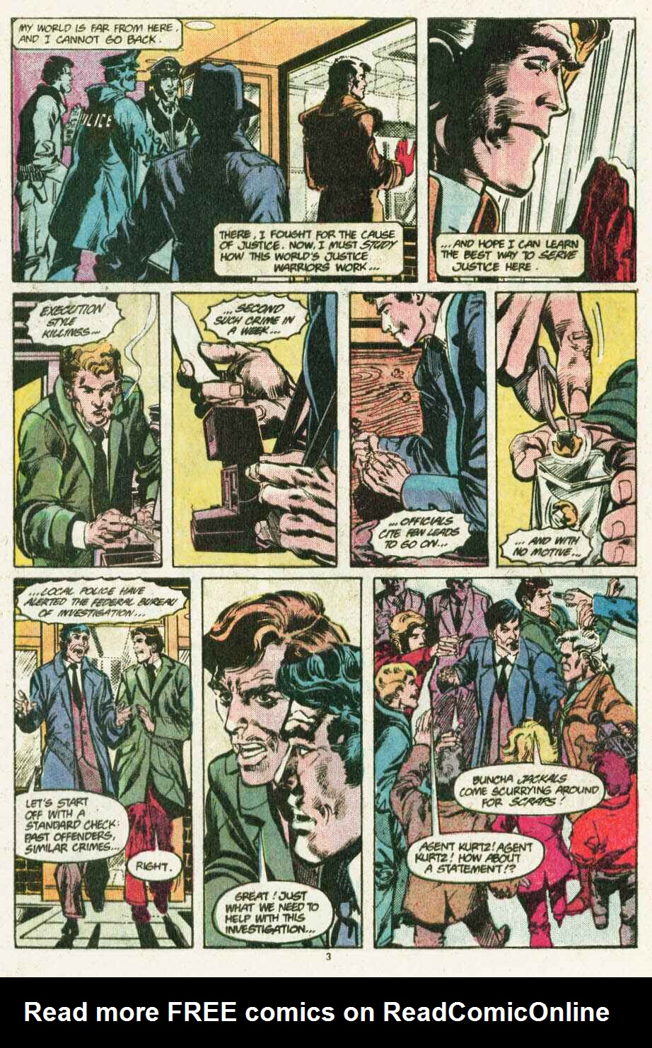 Read online Justice (1986) comic -  Issue #12 - 4