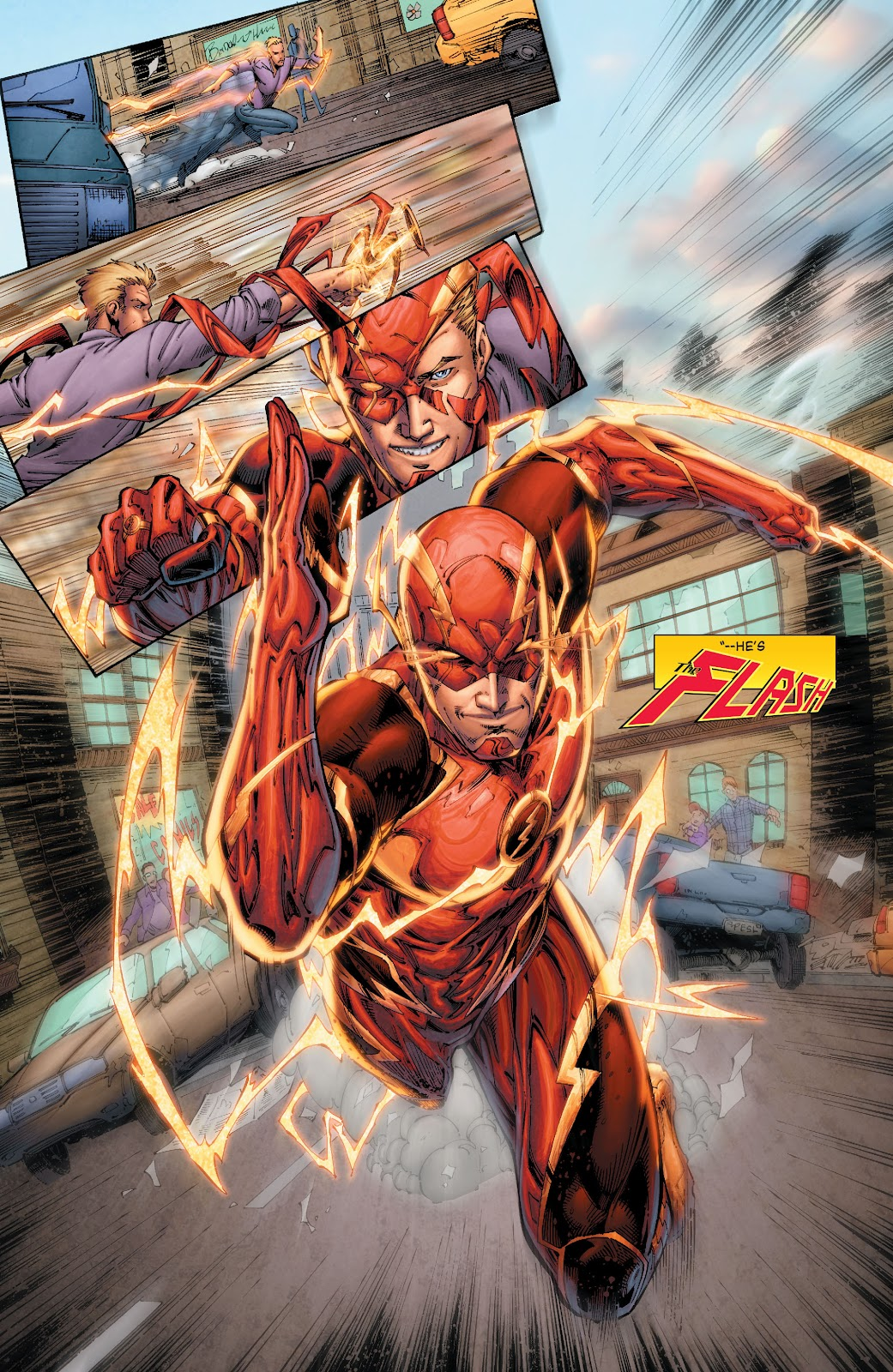 Read online The Flash (2011) comic -  Issue # _TPB 8 (Part 1) - 53