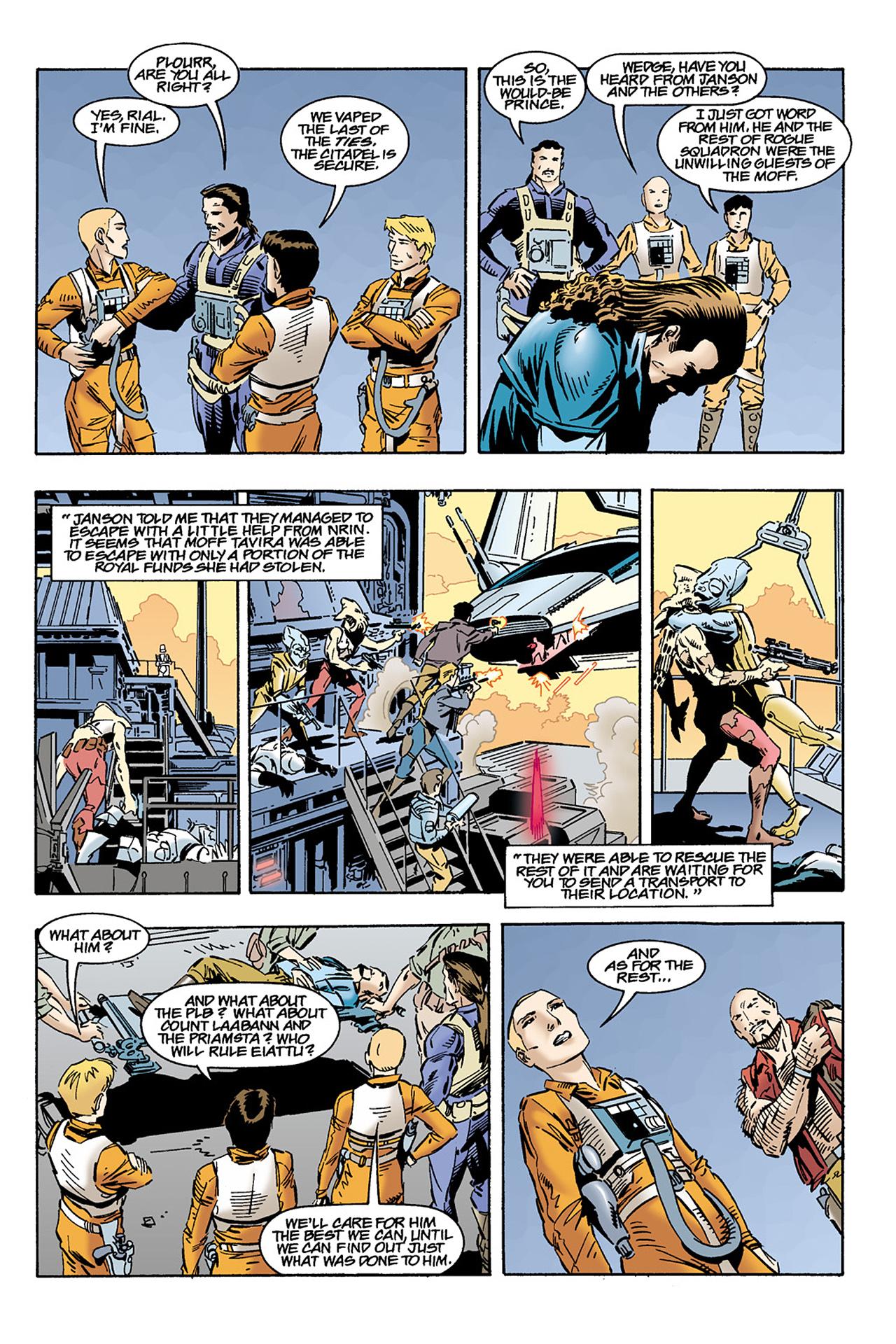 Read online Star Wars Omnibus comic -  Issue # Vol. 2 - 204