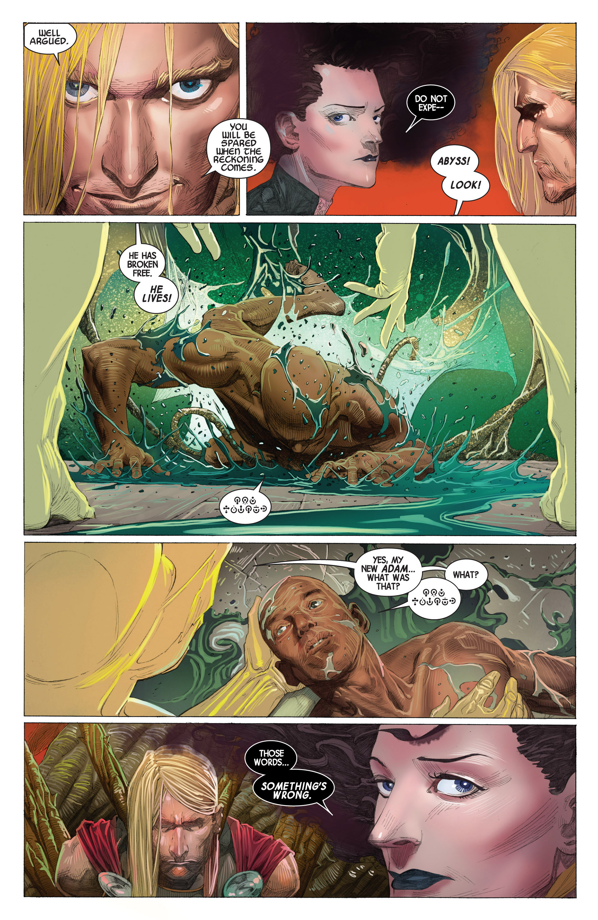 Read online Avengers (2013) comic -  Issue #3 - 7