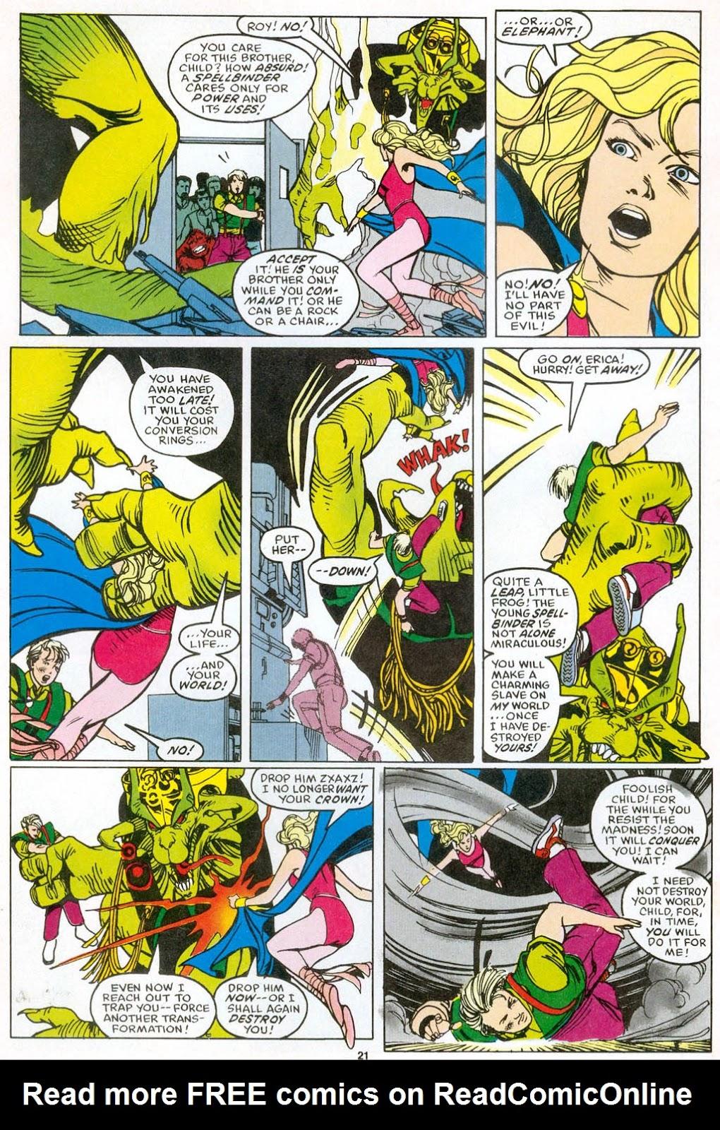 Spellbound (1988) issue 2 - Page 22