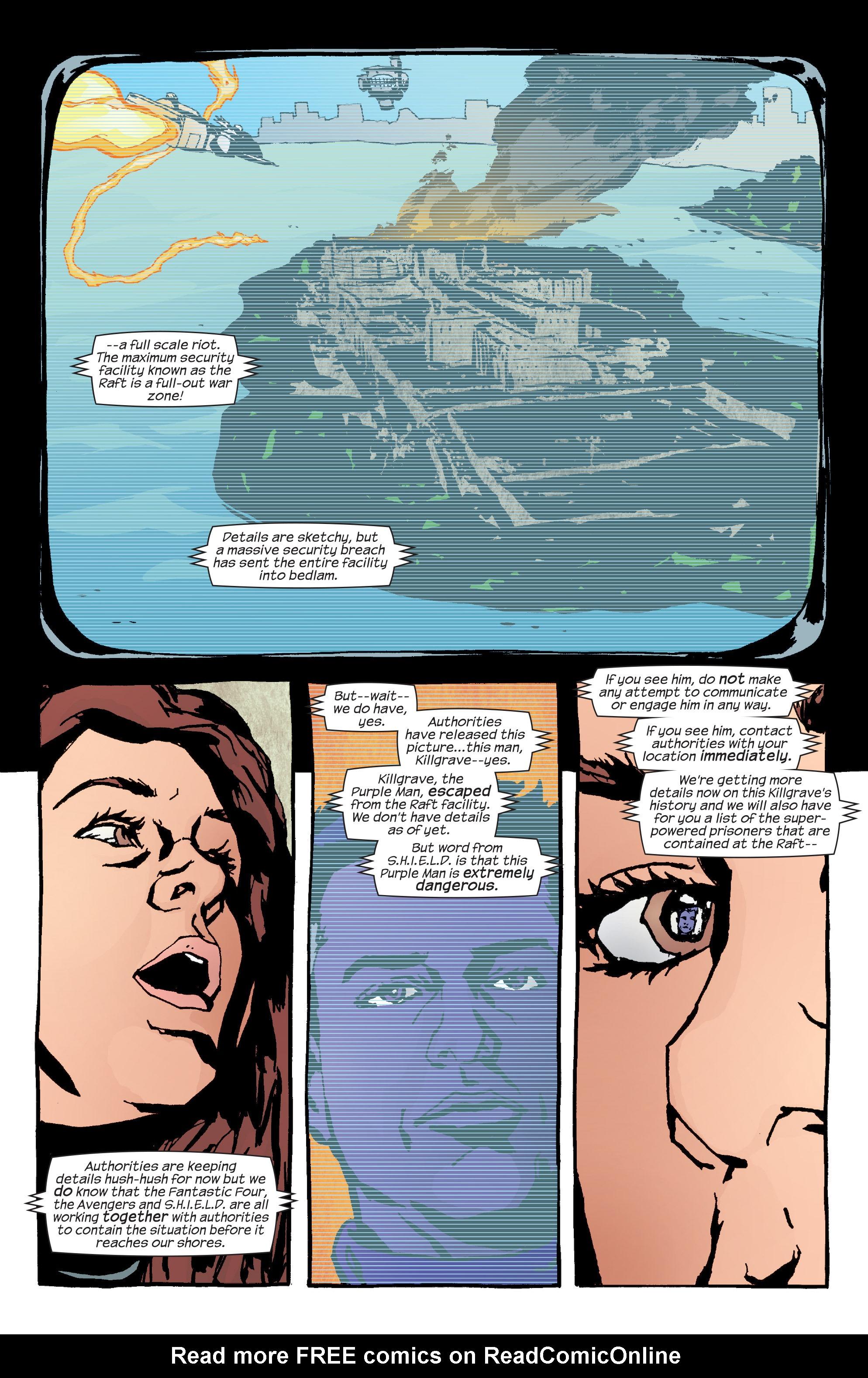Read online Alias comic -  Issue #27 - 9