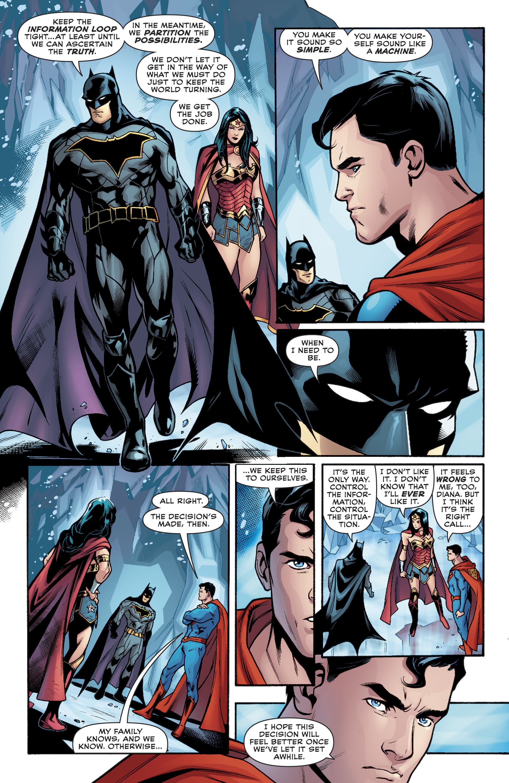 Read online Trinity (2016) comic -  Issue #8 - 20