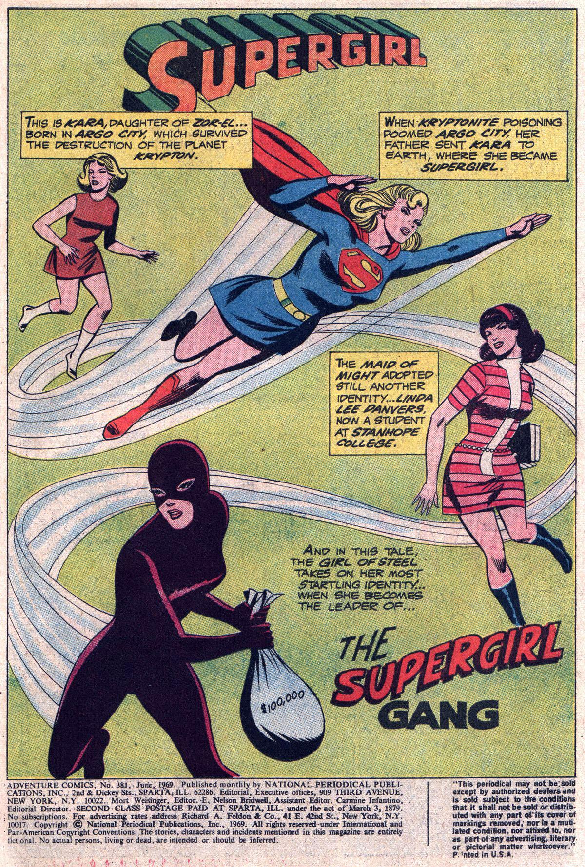 Read online Adventure Comics (1938) comic -  Issue #381 - 3