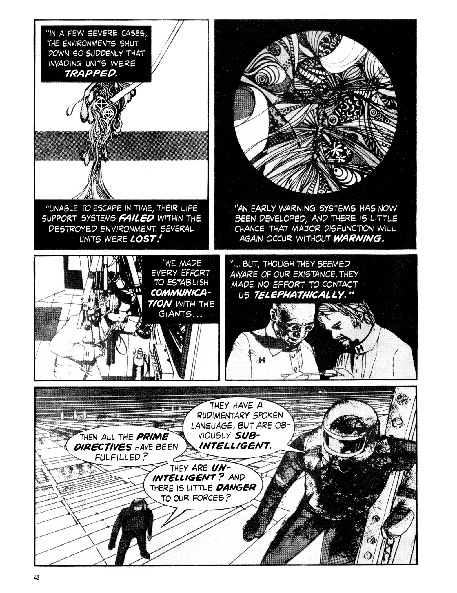 Read online Eerie Archives comic -  Issue # TPB 16 - 43