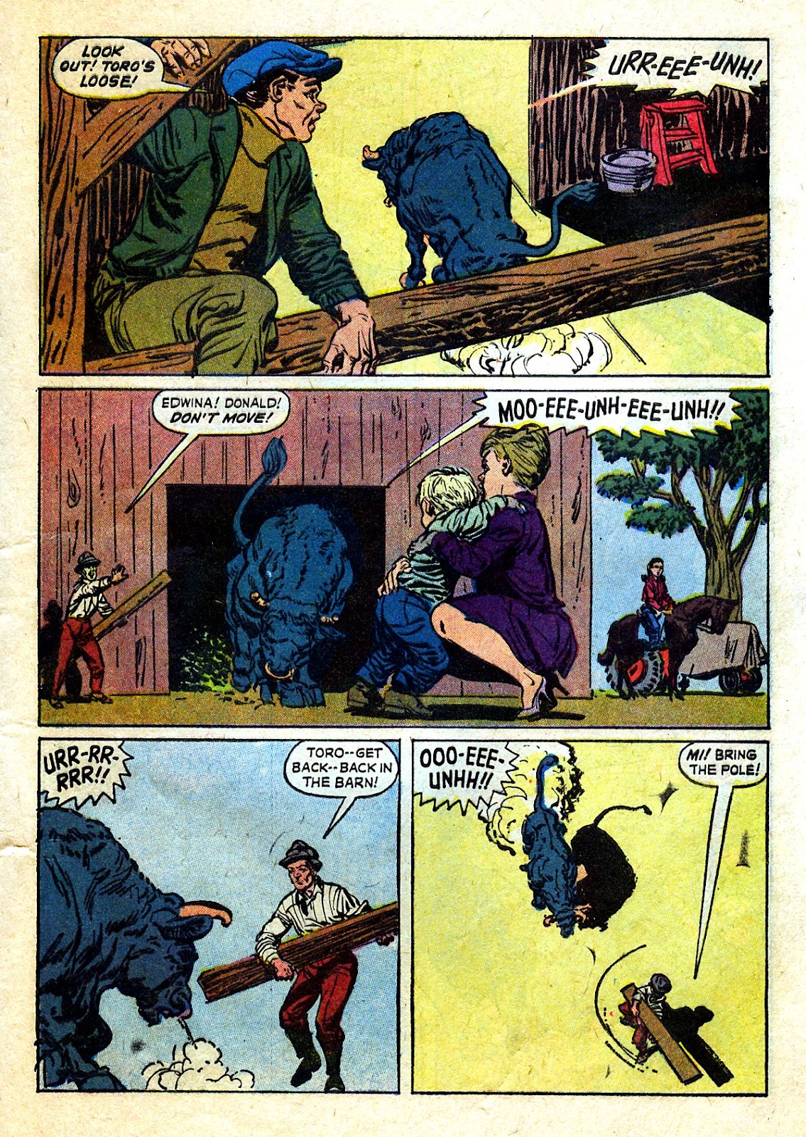 Four Color Comics issue 1195 - Page 28