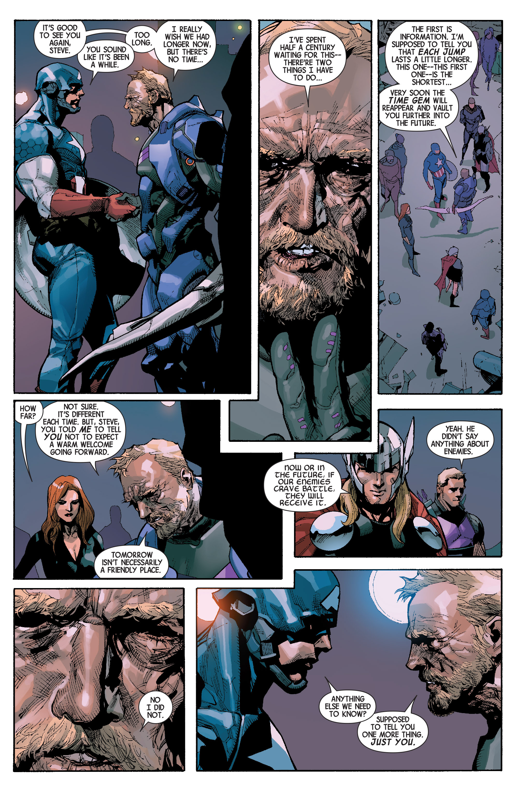 Read online Avengers (2013) comic -  Issue #30 - 14