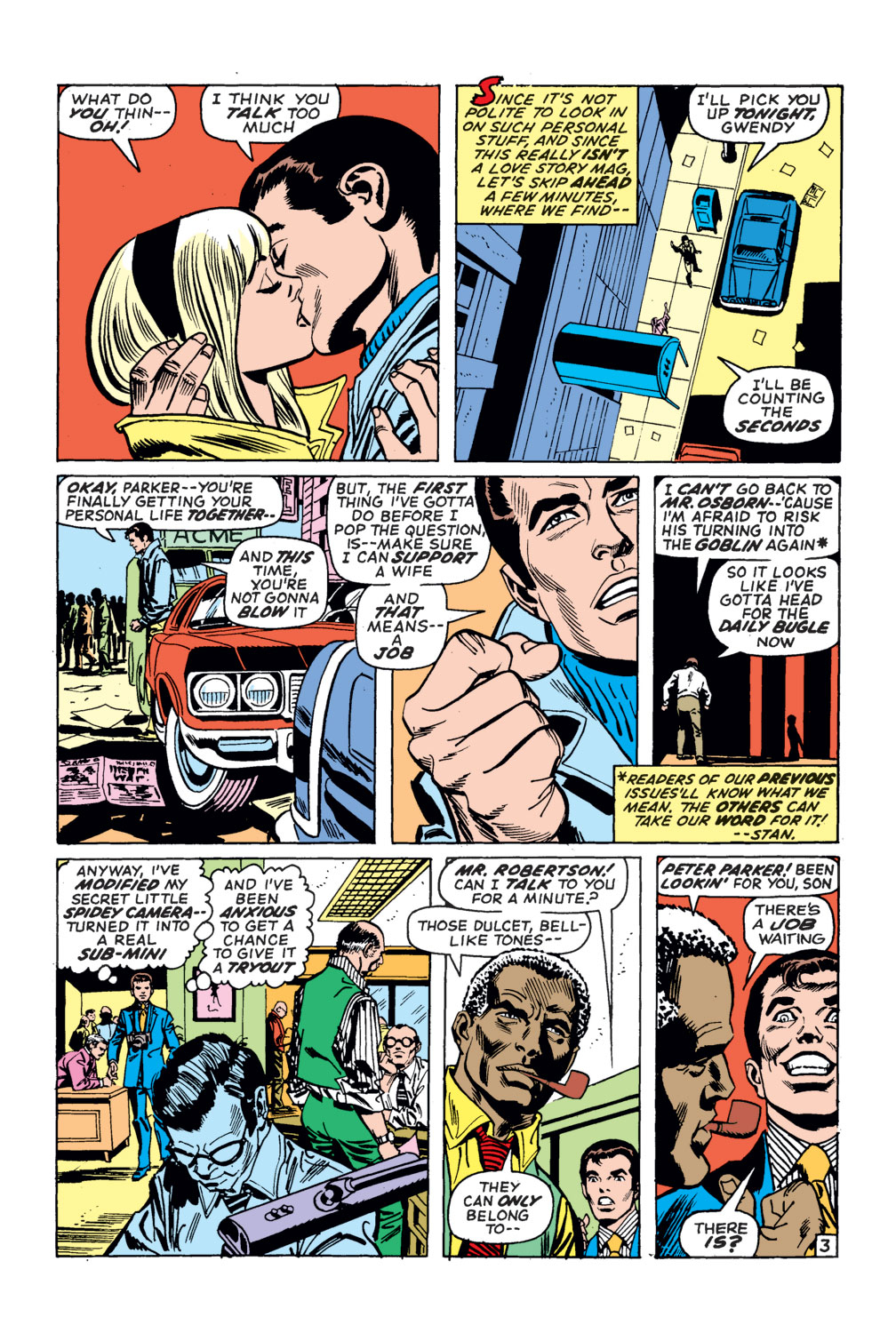 The Amazing Spider-Man (1963) 99 Page 3
