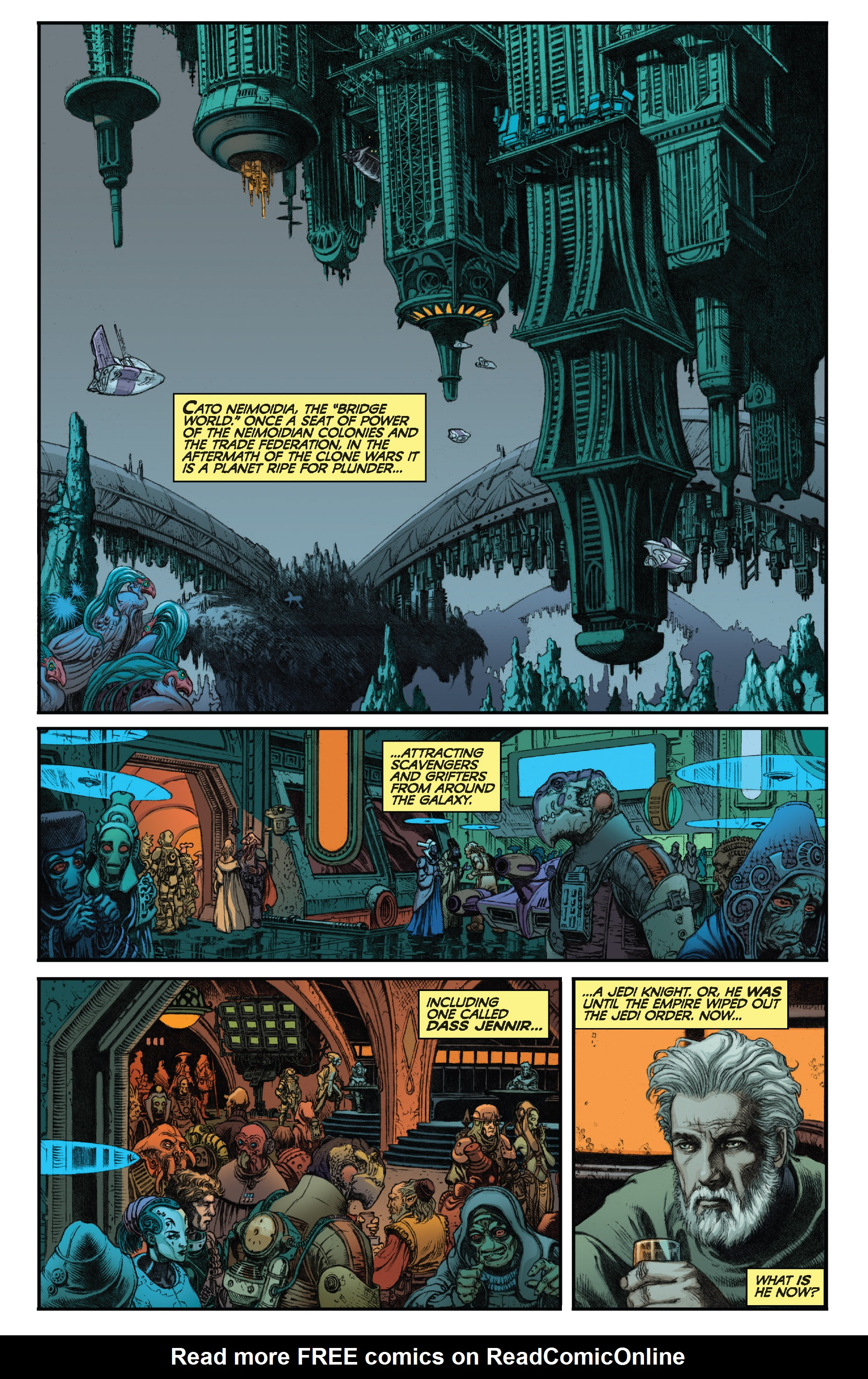 Read online Star Wars Omnibus comic -  Issue # Vol. 31 - 329