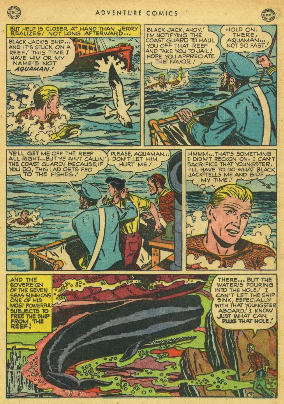 Read online Adventure Comics (1938) comic -  Issue #150 - 16