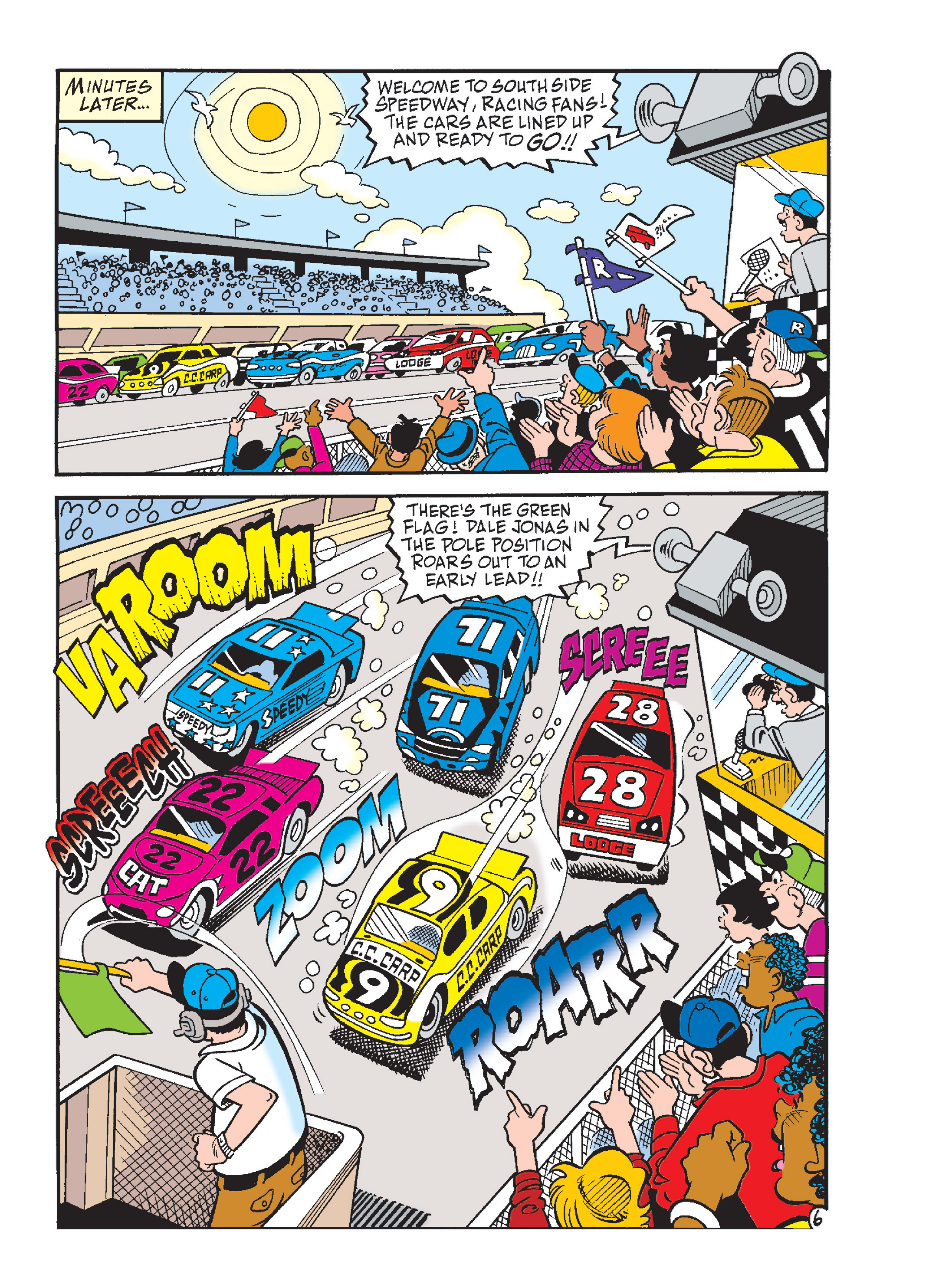 Read online Archie's Funhouse Double Digest comic -  Issue #17 - 98