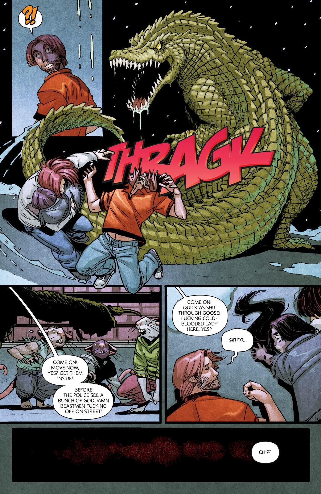 Read online Dark Red comic -  Issue #7 - 20