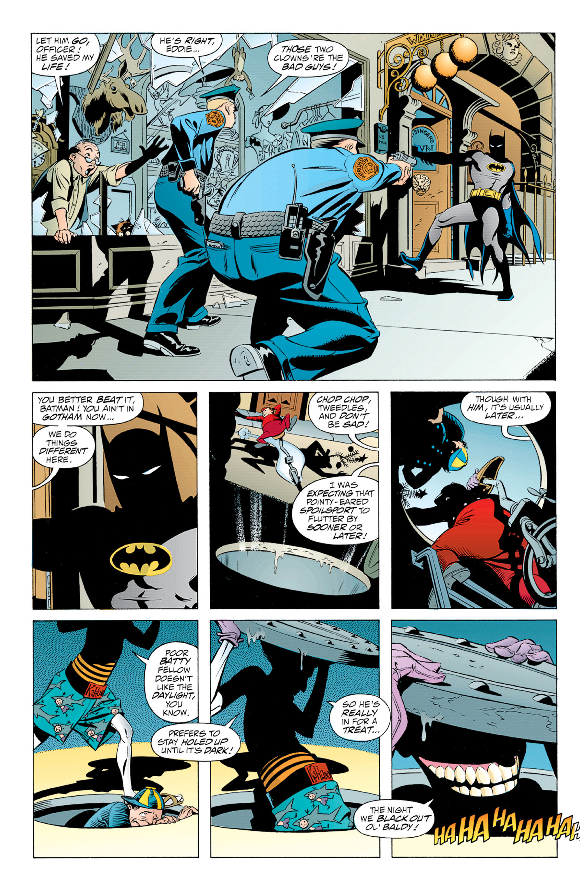 Read online World's Finest (1990) comic -  Issue #2 - 16