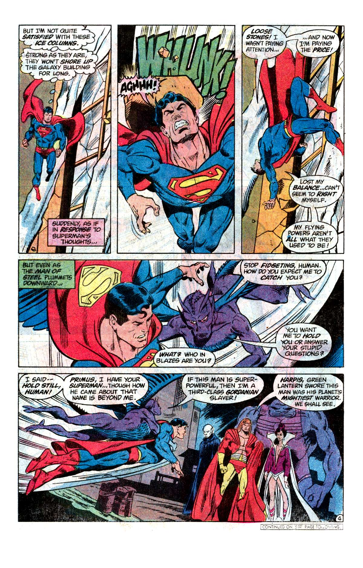 Read online Action Comics (1938) comic -  Issue #535 - 5