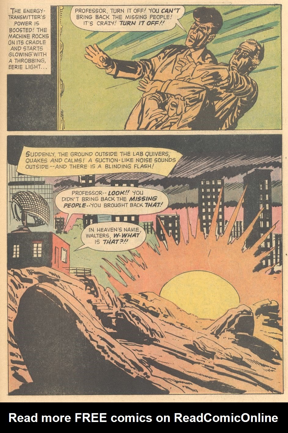 The Outer Limits issue 1 - Page 11
