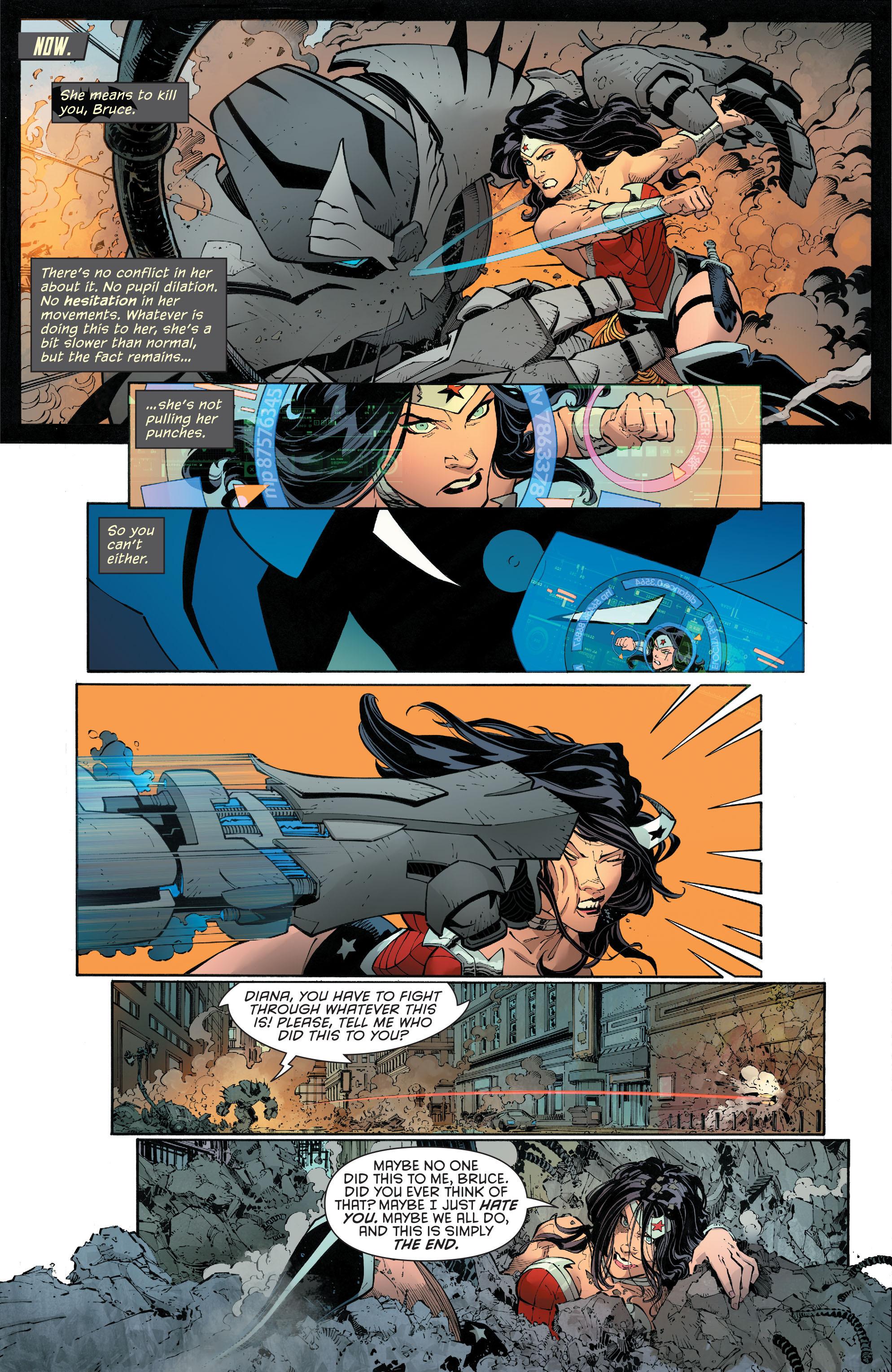 Read online Batman (2011) comic -  Issue # _TPB 7 - 17