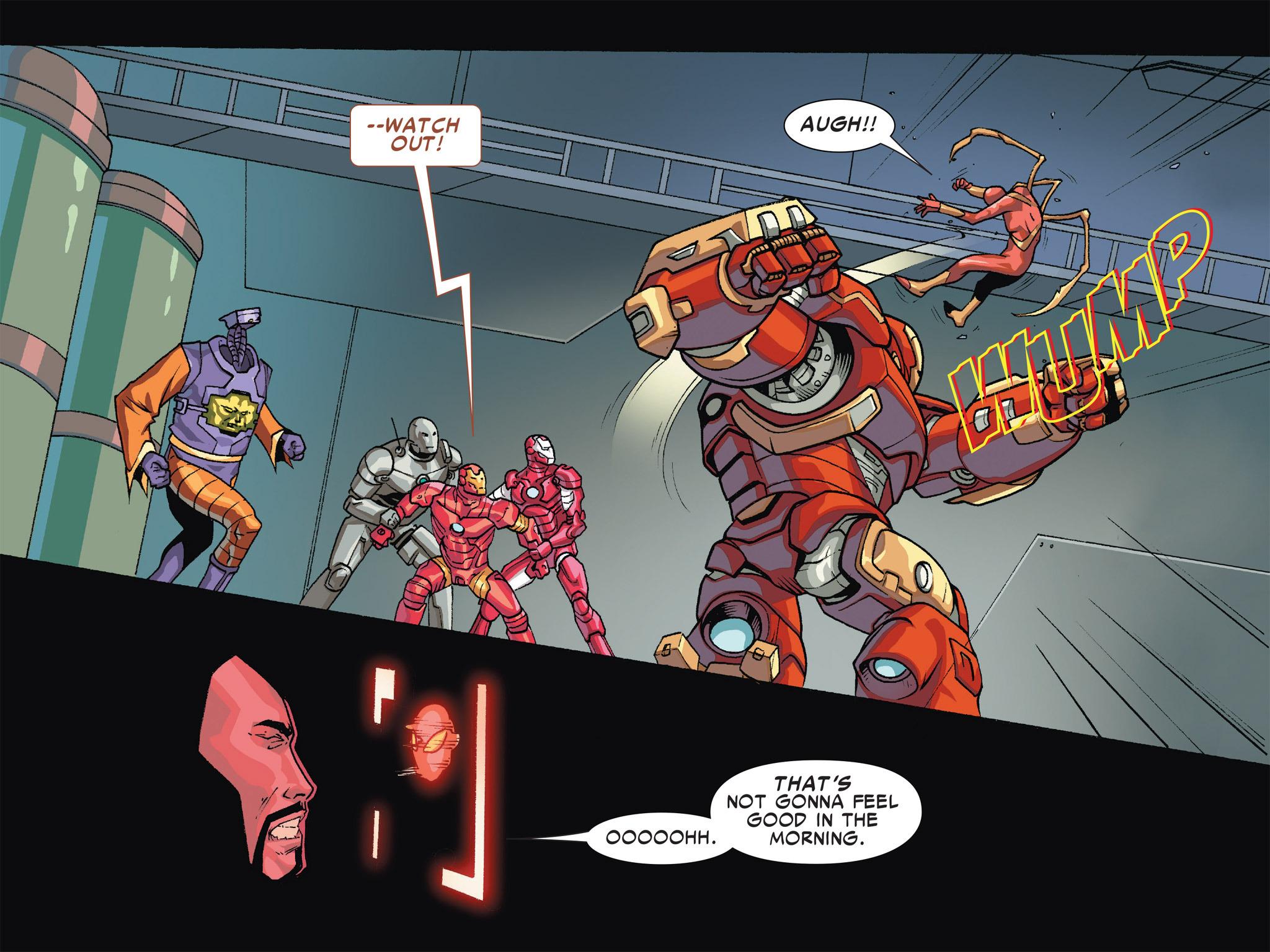 Read online Ultimate Spider-Man (Infinite Comics) (2016) comic -  Issue #4 - 49