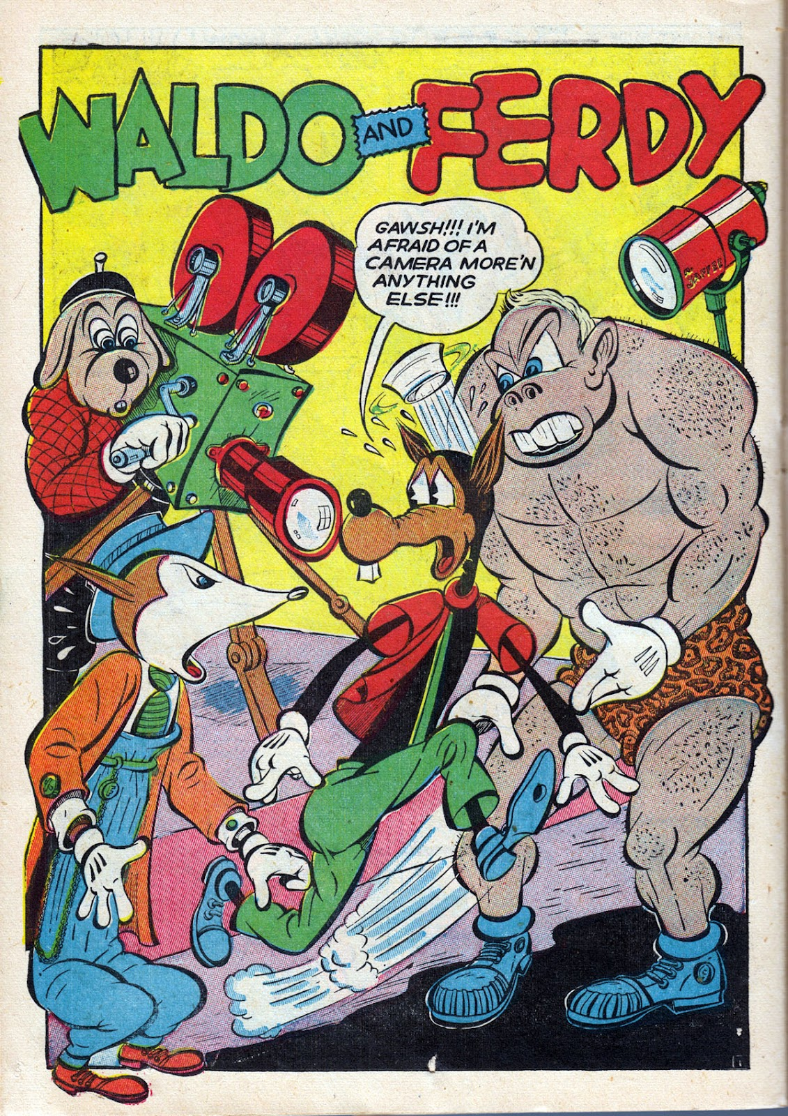 Read online Comedy Comics (1942) comic -  Issue #14 - 42
