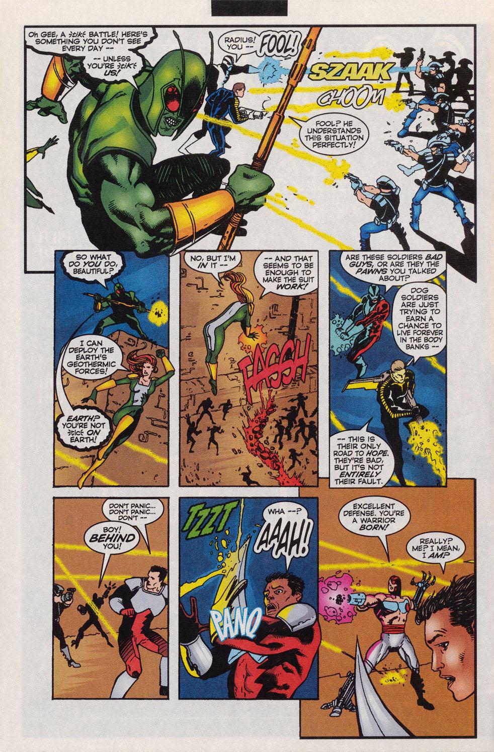 Read online Alpha Flight (1997) comic -  Issue #11 - 4