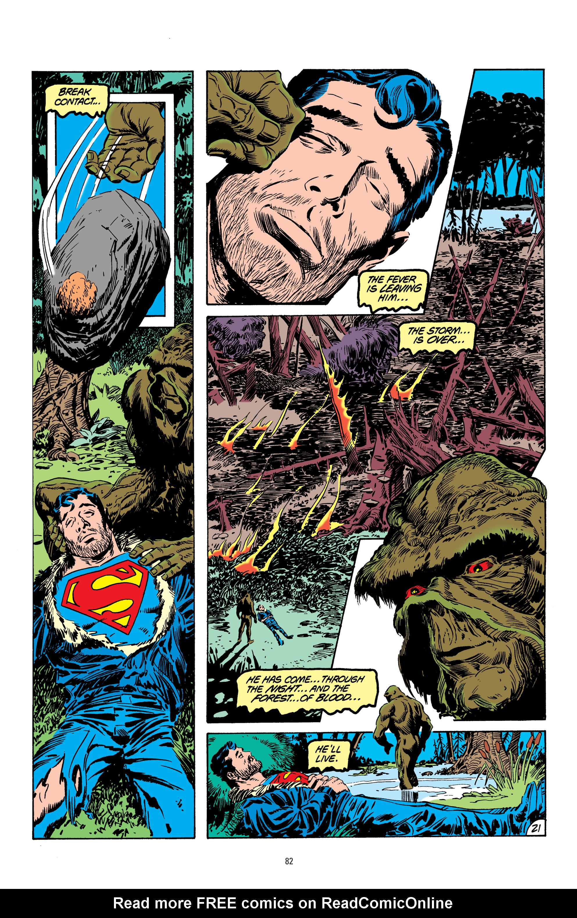 Read online Superman: Whatever Happened to the Man of Tomorrow? comic -  Issue # TPB - 81