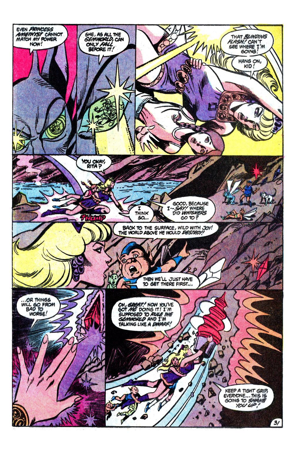 Read online Amethyst, Princess of Gemworld comic -  Issue # _Annual 1 - 32