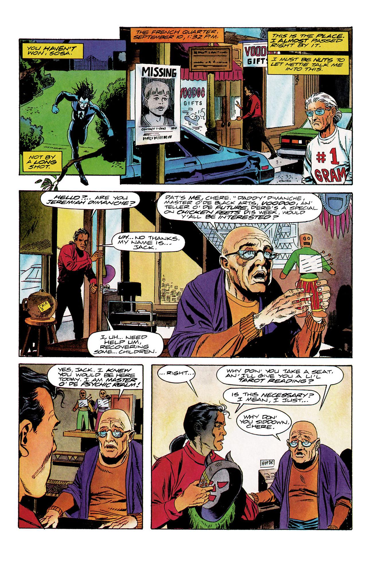 Read online Shadowman (1992) comic -  Issue #9 - 12