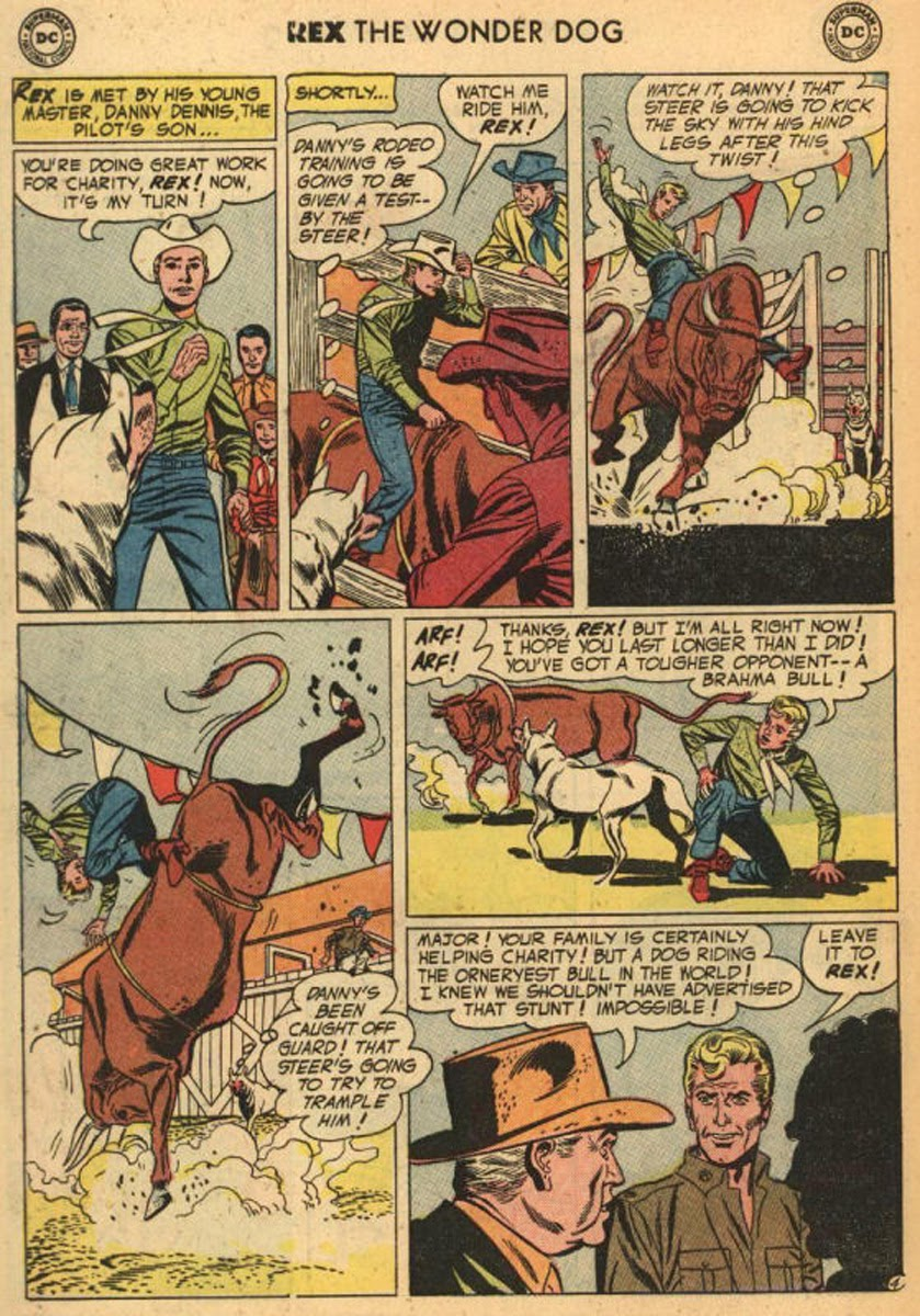 The Adventures of Rex the Wonder Dog issue 19 - Page 6