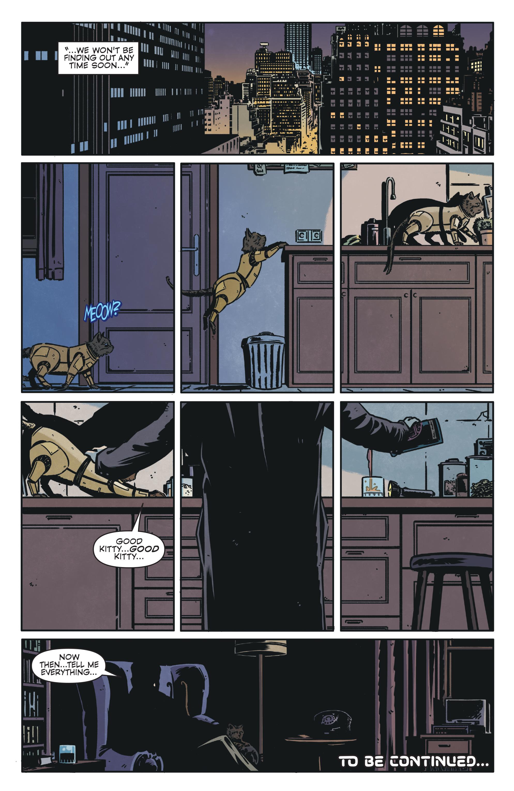 Read online Magnus comic -  Issue #1 - 23