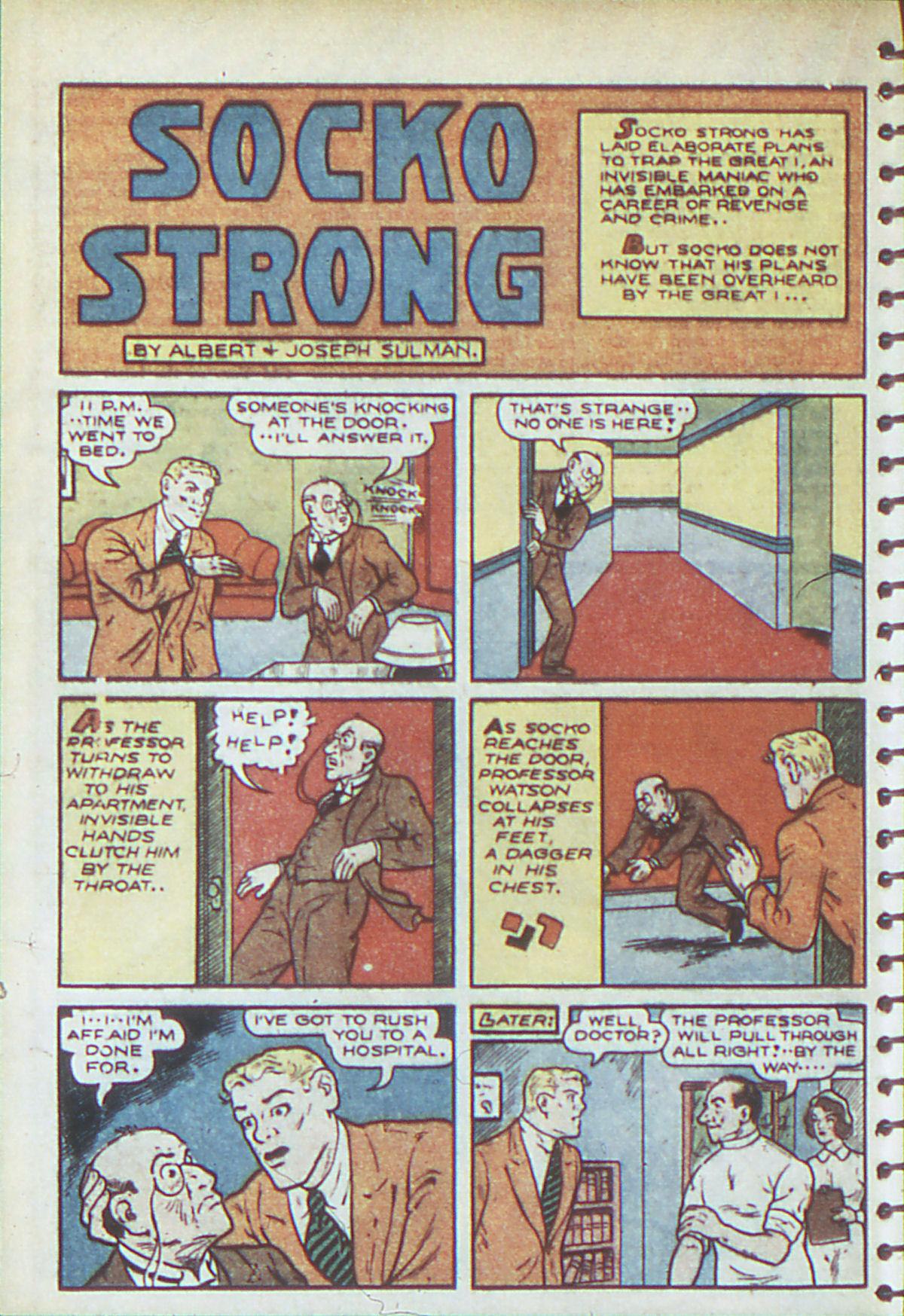 Read online Adventure Comics (1938) comic -  Issue #54 - 41