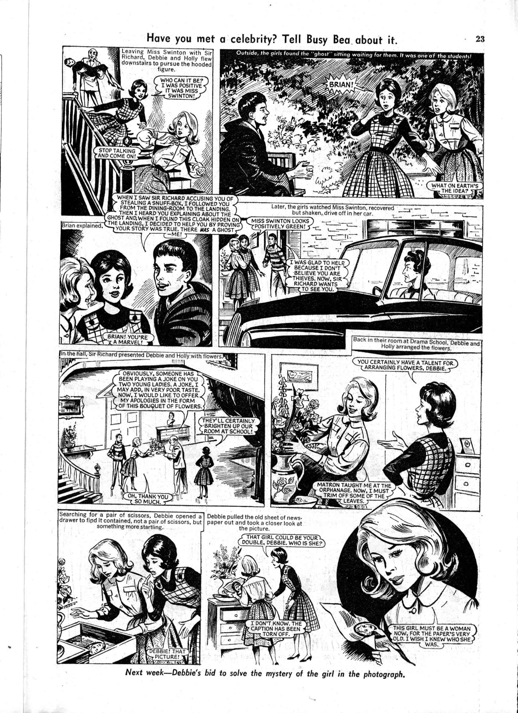 Read online Judy comic -  Issue #168 - 23