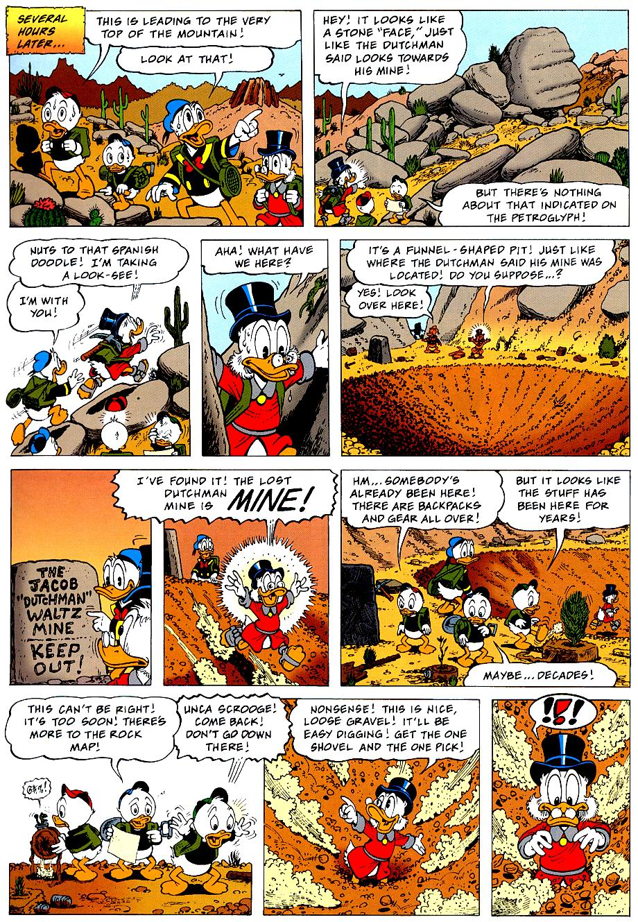 Read online Uncle Scrooge (1953) comic -  Issue #319 - 11
