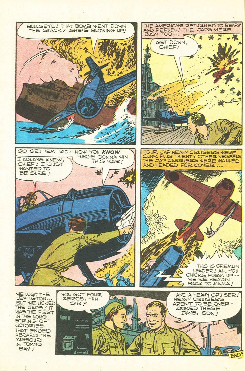 Read online Fightin' Navy comic -  Issue #128 - 20