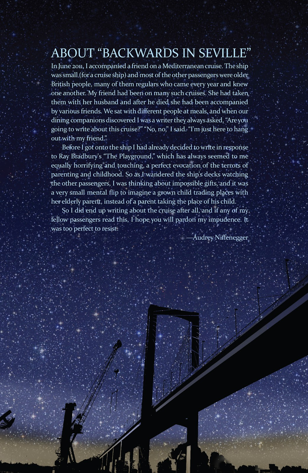 Read online Shadow Show: Stories in Celebration of Ray Bradbury comic -  Issue #2 - 19