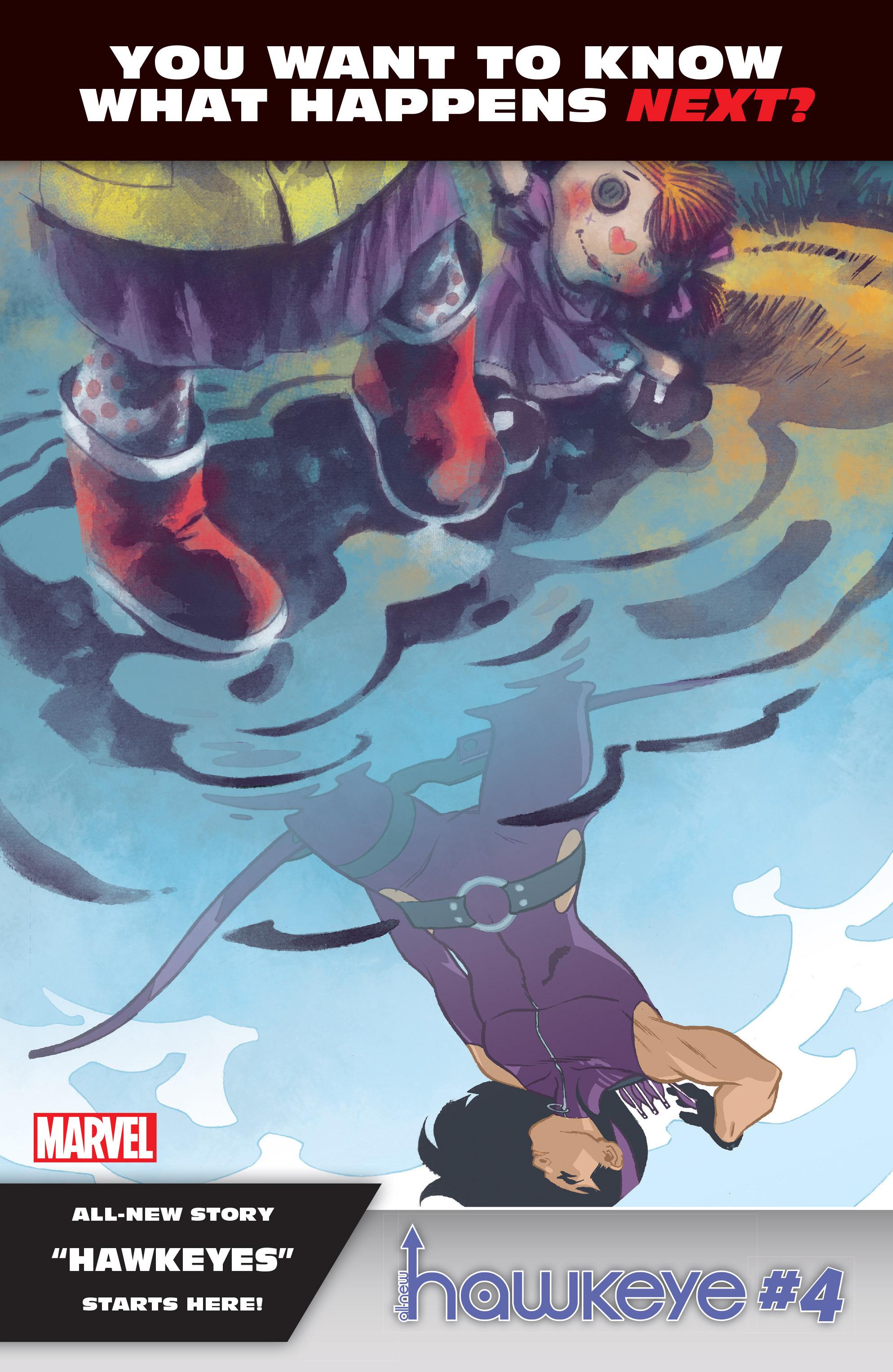 Read online All-New Hawkeye (2016) comic -  Issue #3 - 21