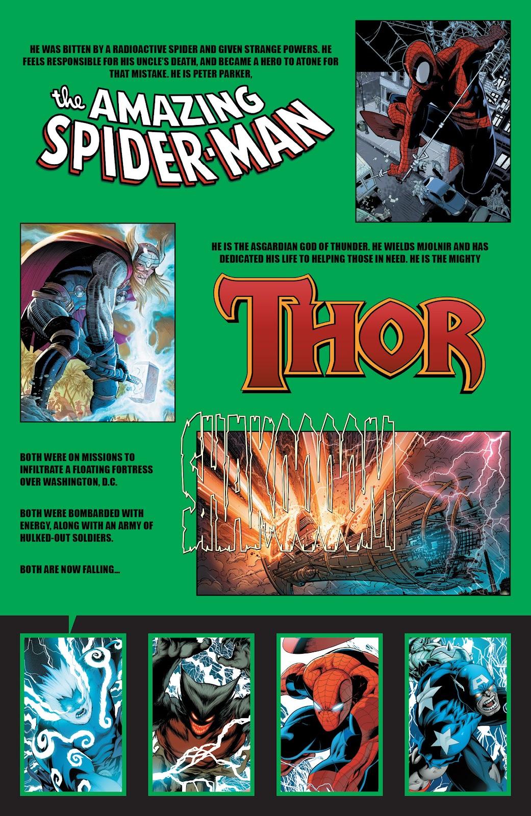 World War Hulks: Spider-Man vs. Thor Issue #1 #1 - English 2