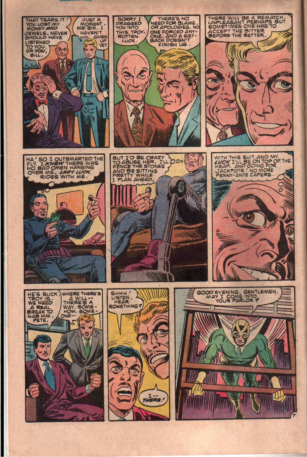 Read online The Fly (1983) comic -  Issue #7 - 8
