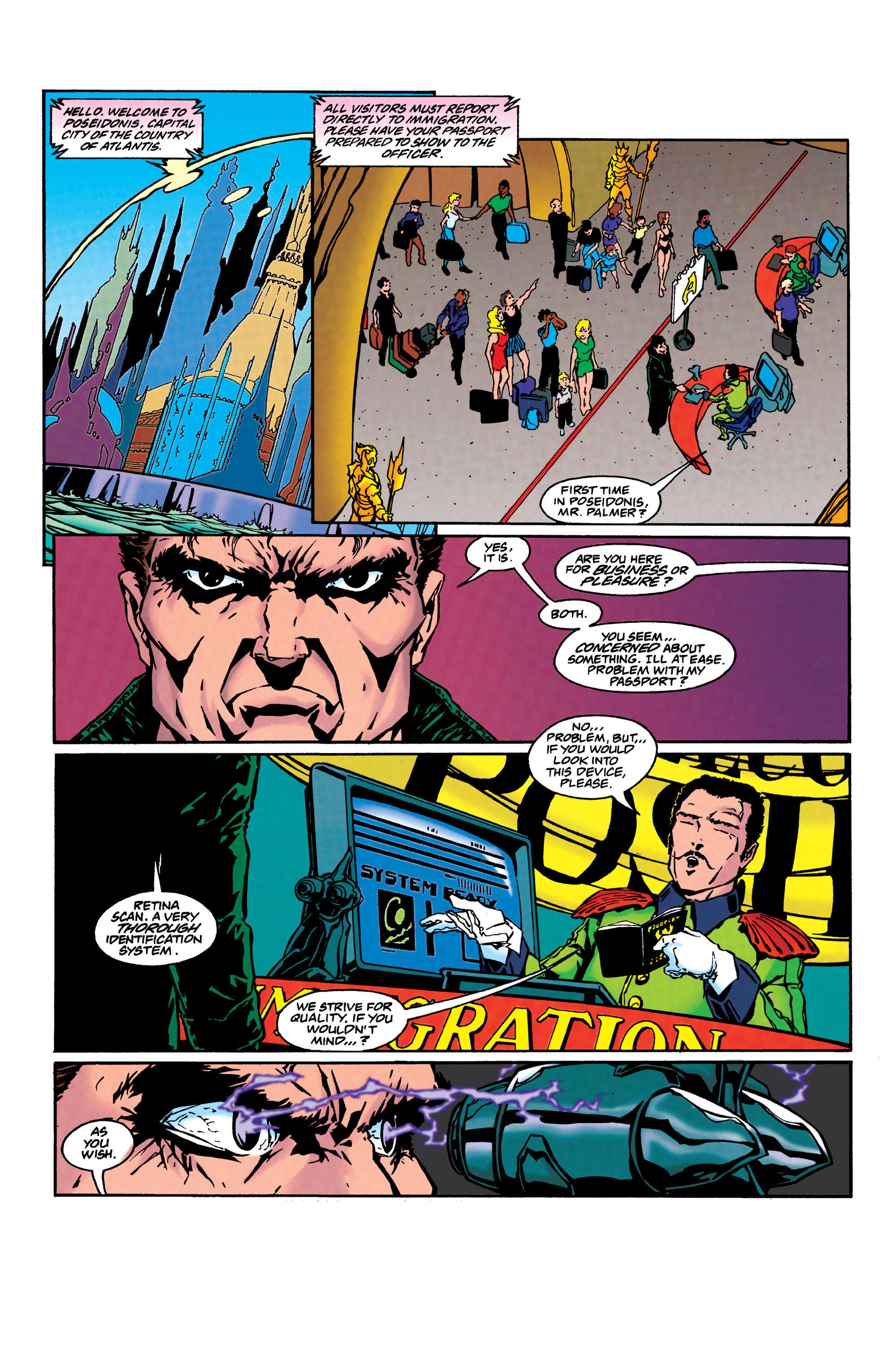 Read online Aquaman (1994) comic -  Issue #40 - 2