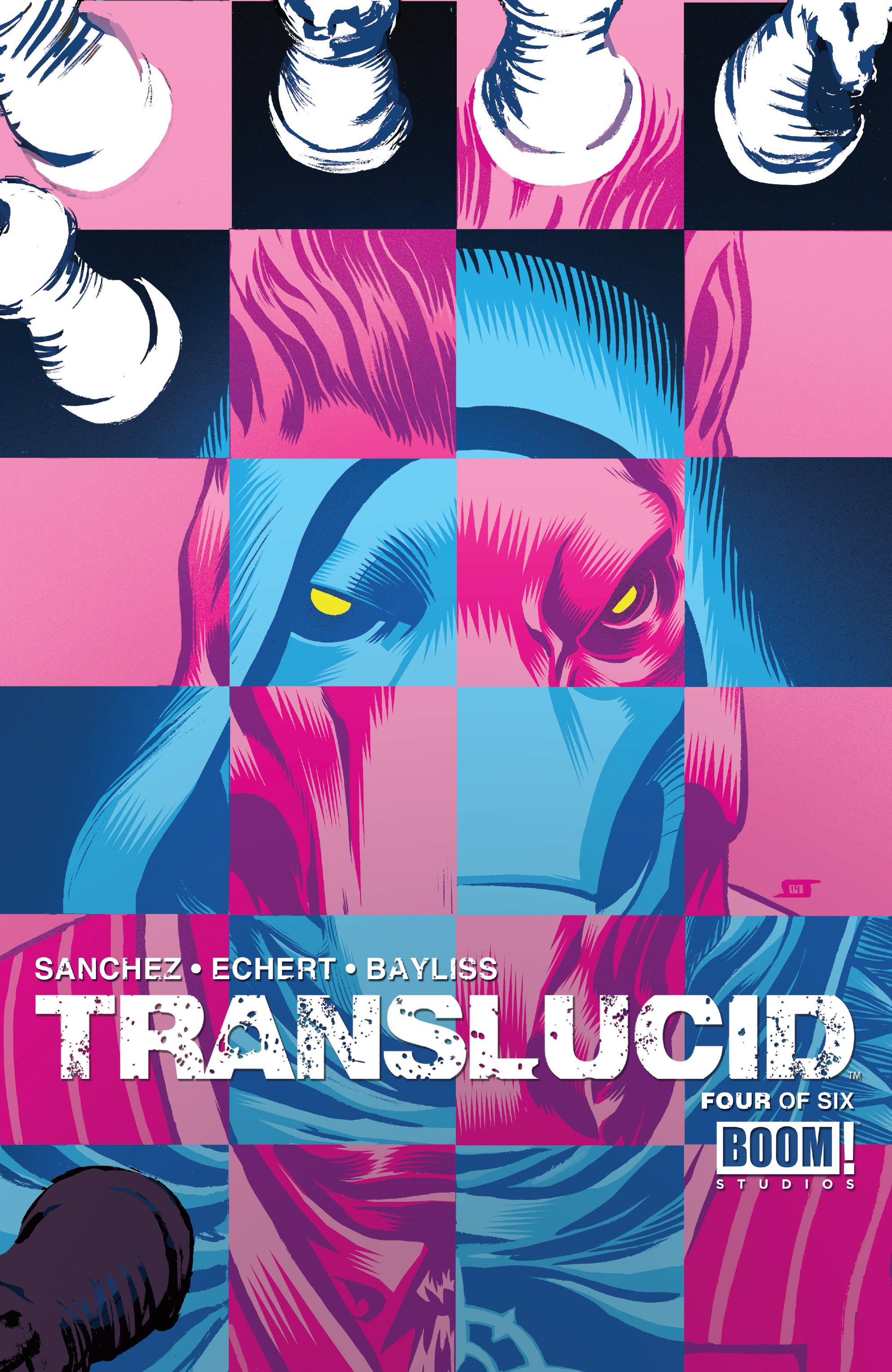 Read online Translucid comic -  Issue #4 - 1