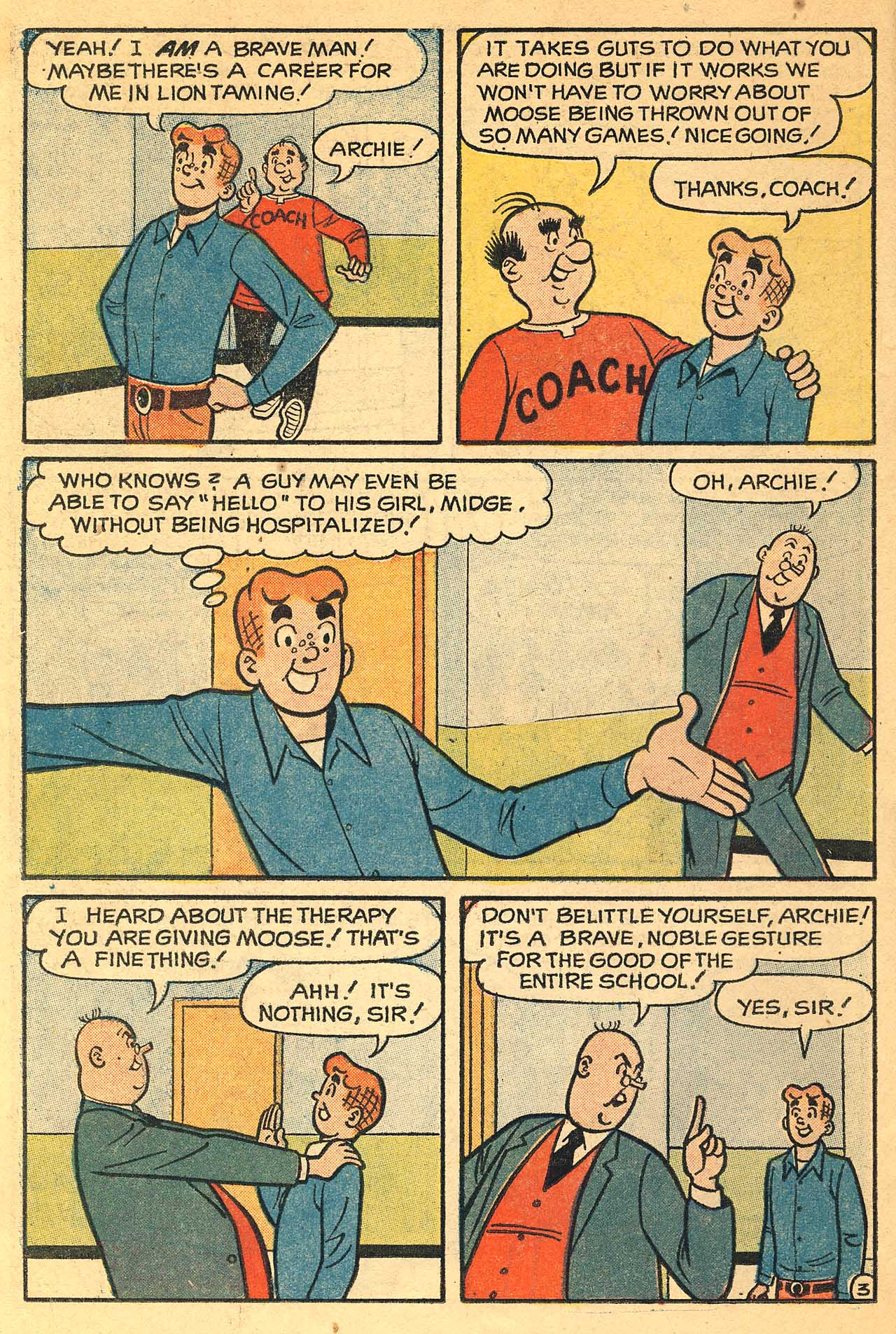 Read online Archie (1960) comic -  Issue #224 - 22