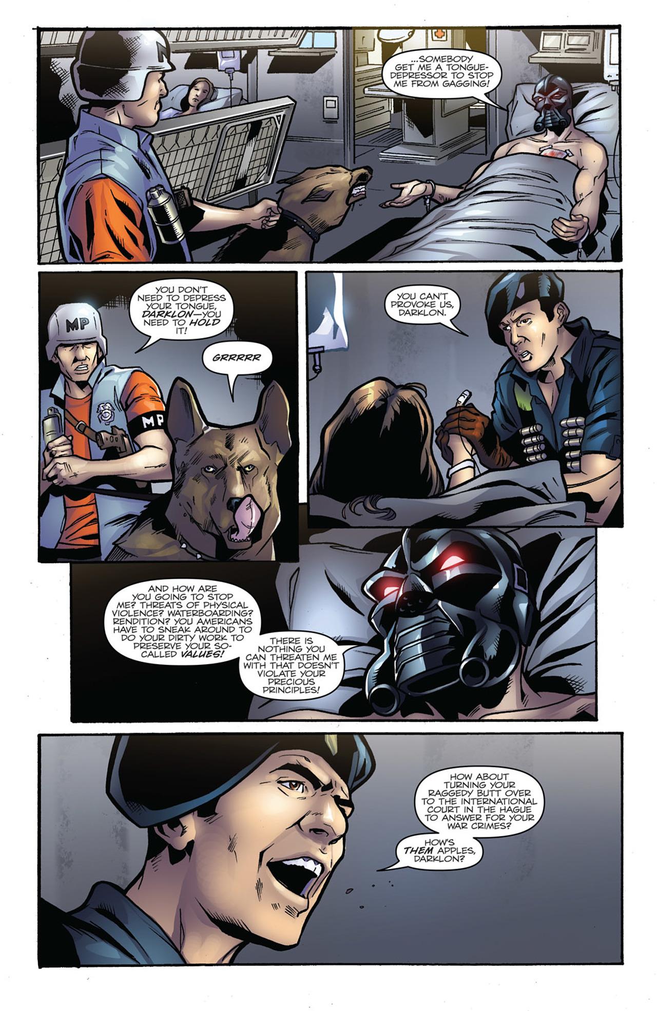 G.I. Joe: A Real American Hero 173 Page 22