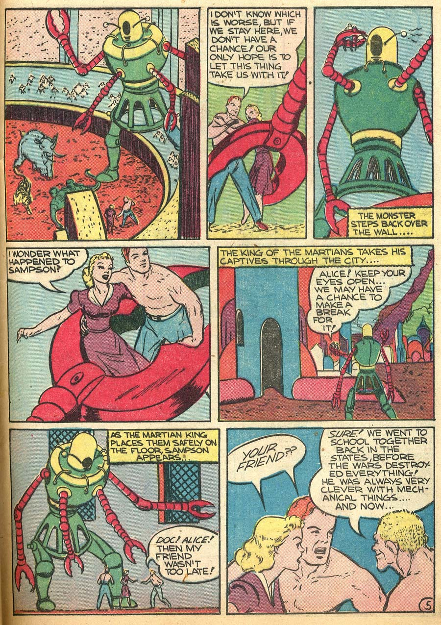 Blue Ribbon Comics (1939) issue 9 - Page 53