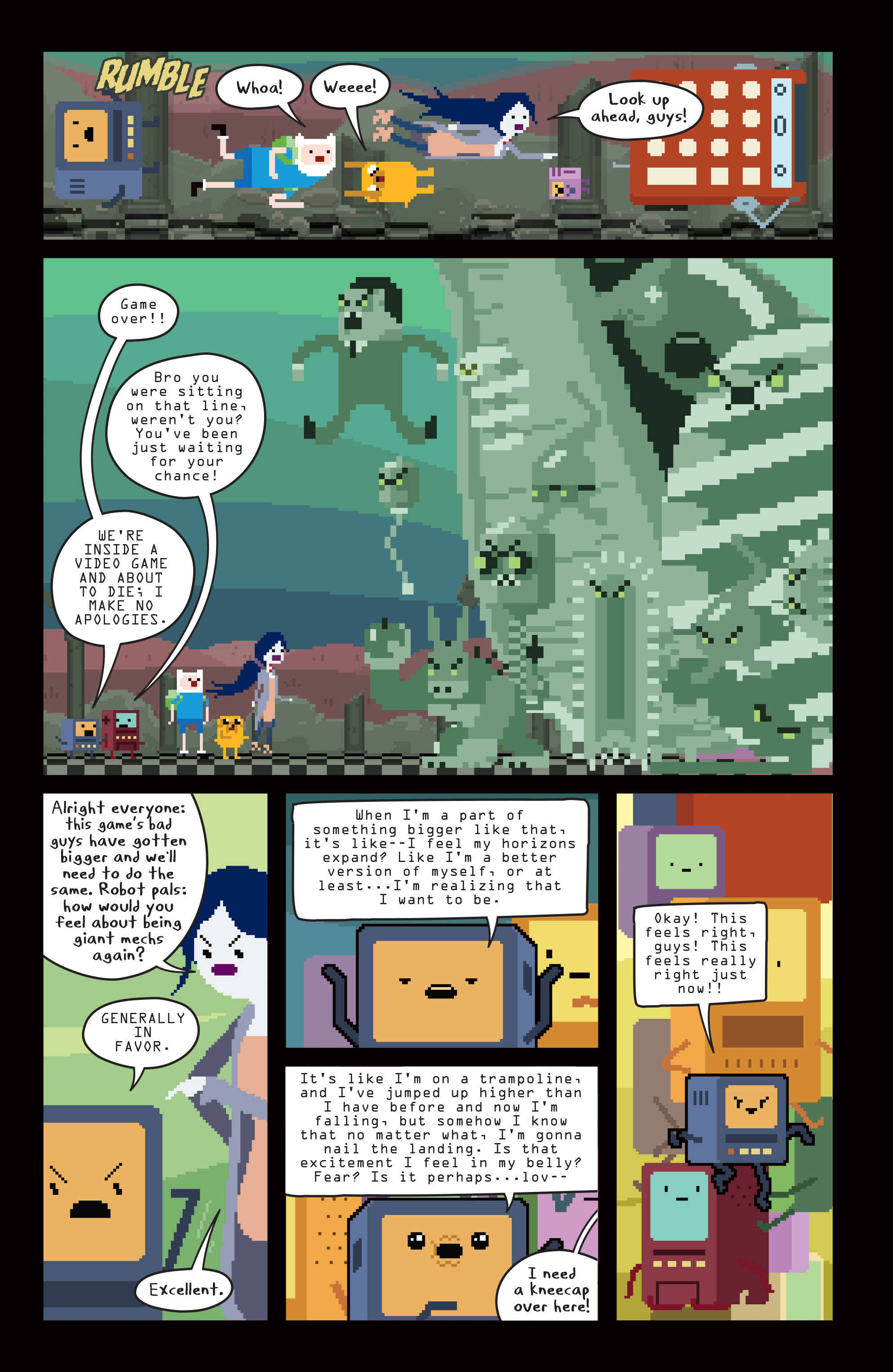 Read online Adventure Time comic -  Issue #Adventure Time _TPB 3 - 77